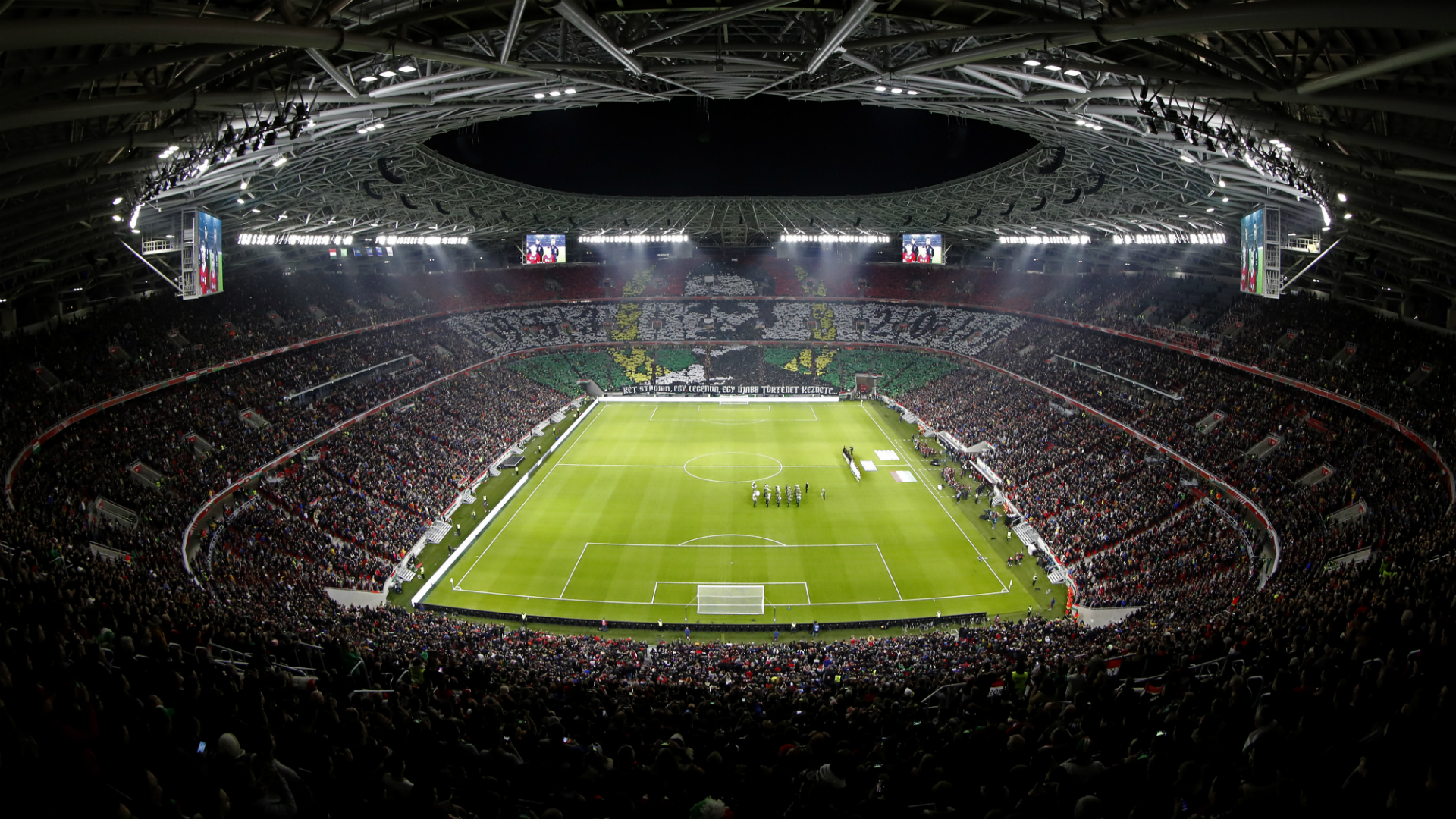 Hungary 1-2 Uruguay: Cavani on target as hosts lose Puskas Arena opener