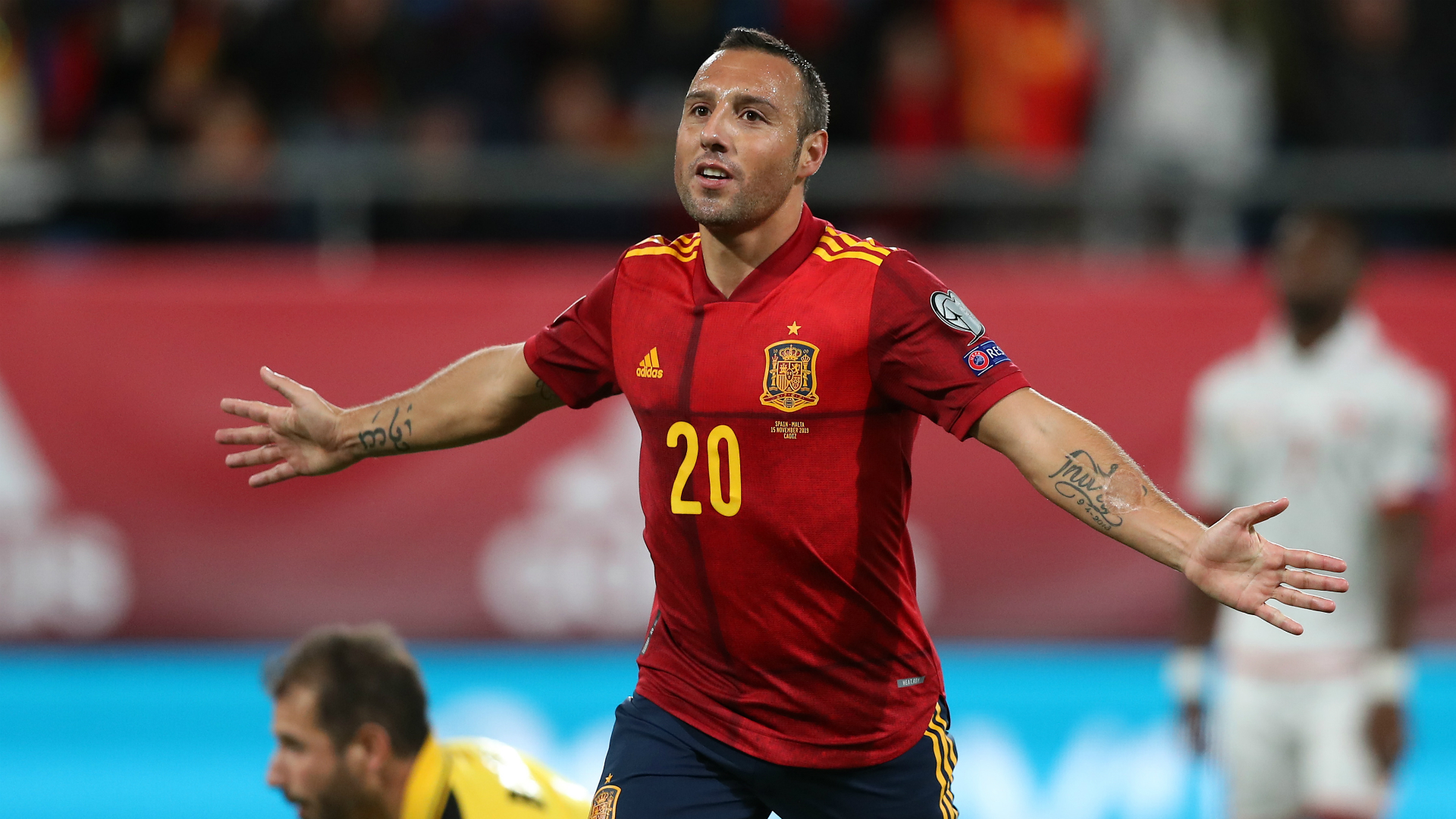 Spain 7-0 Malta: Cazorla strikes in Cadiz cruise