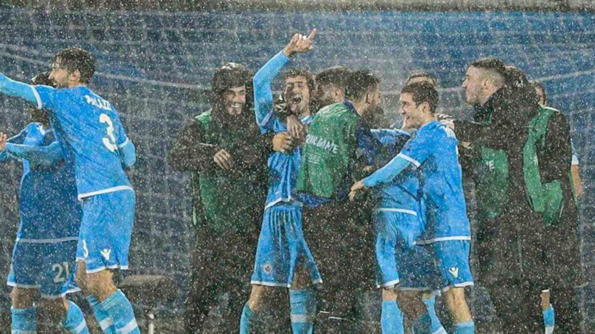 San Marino score first home goal in six years