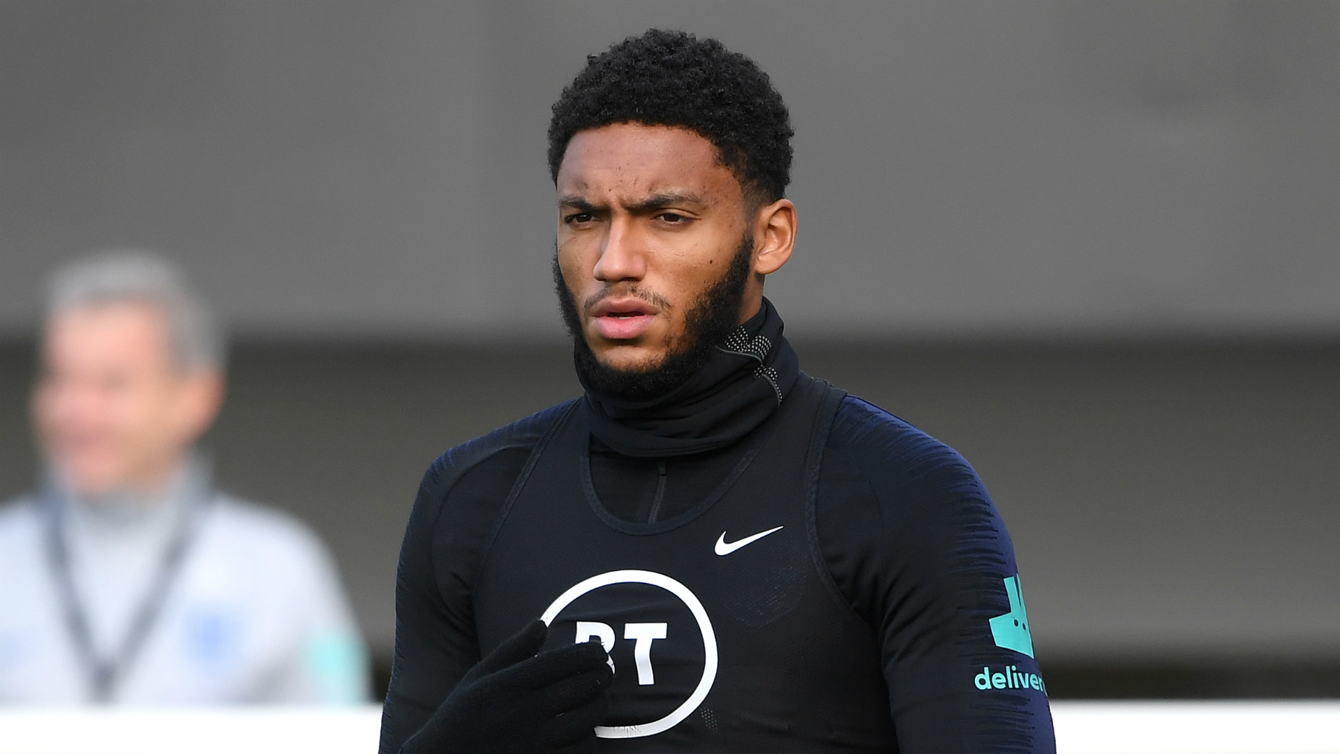 Southgate: Sterling tweet brought closure to Gomez incident