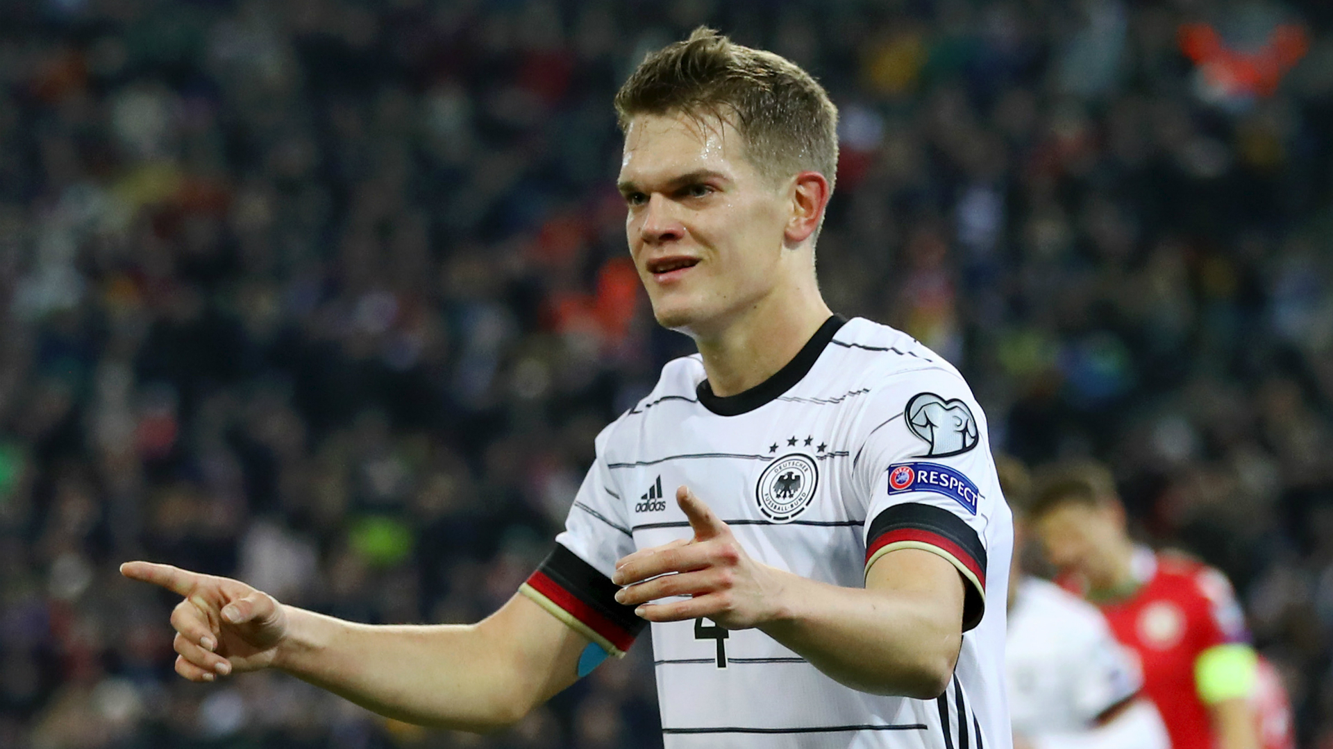 Low hails 'underrated' Germany goalscorer Ginter
