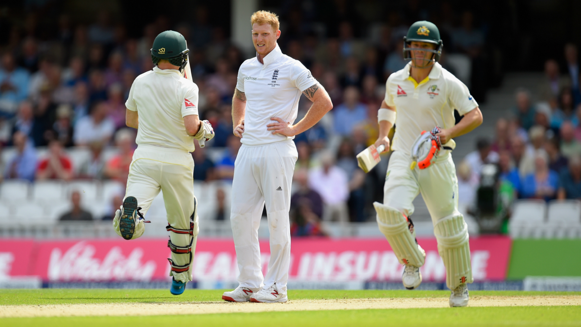 Stokes' Warner comments a way to boost book sales, claims Paine
