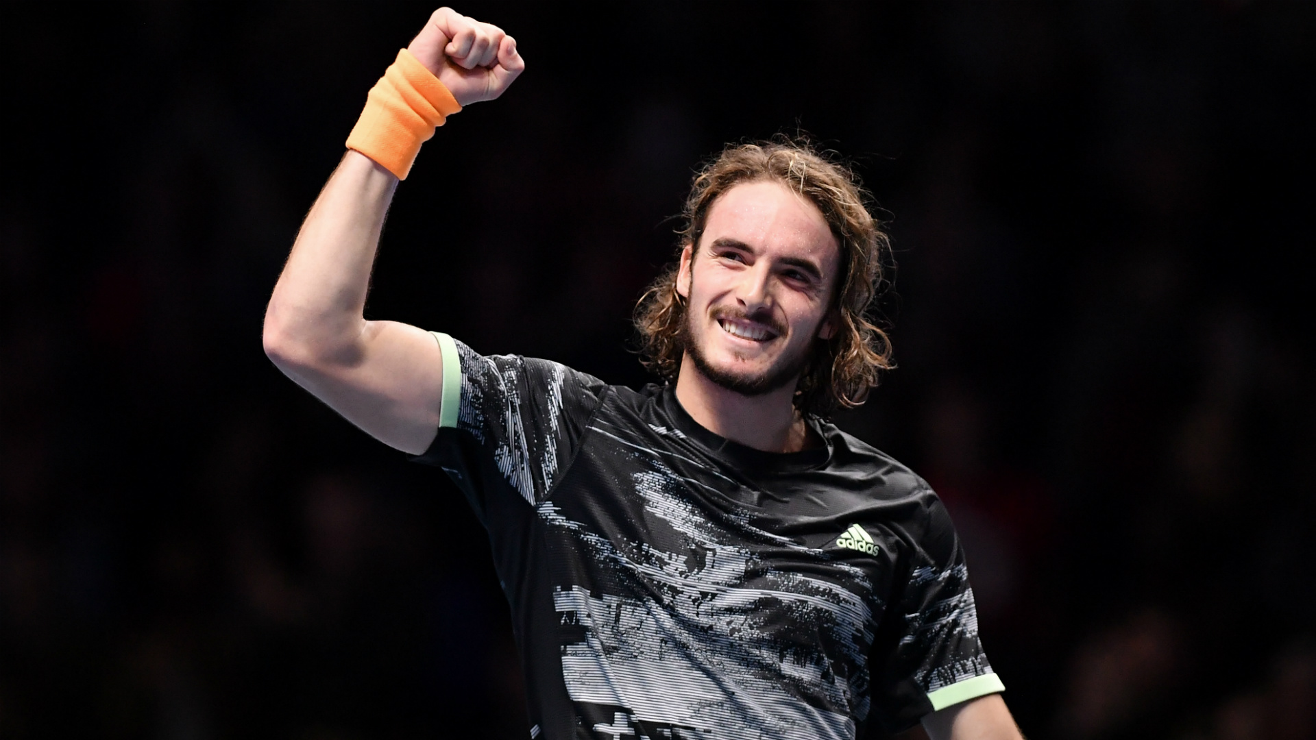 Tsitsipas 'living the dream' after beating Federer at ATP Finals