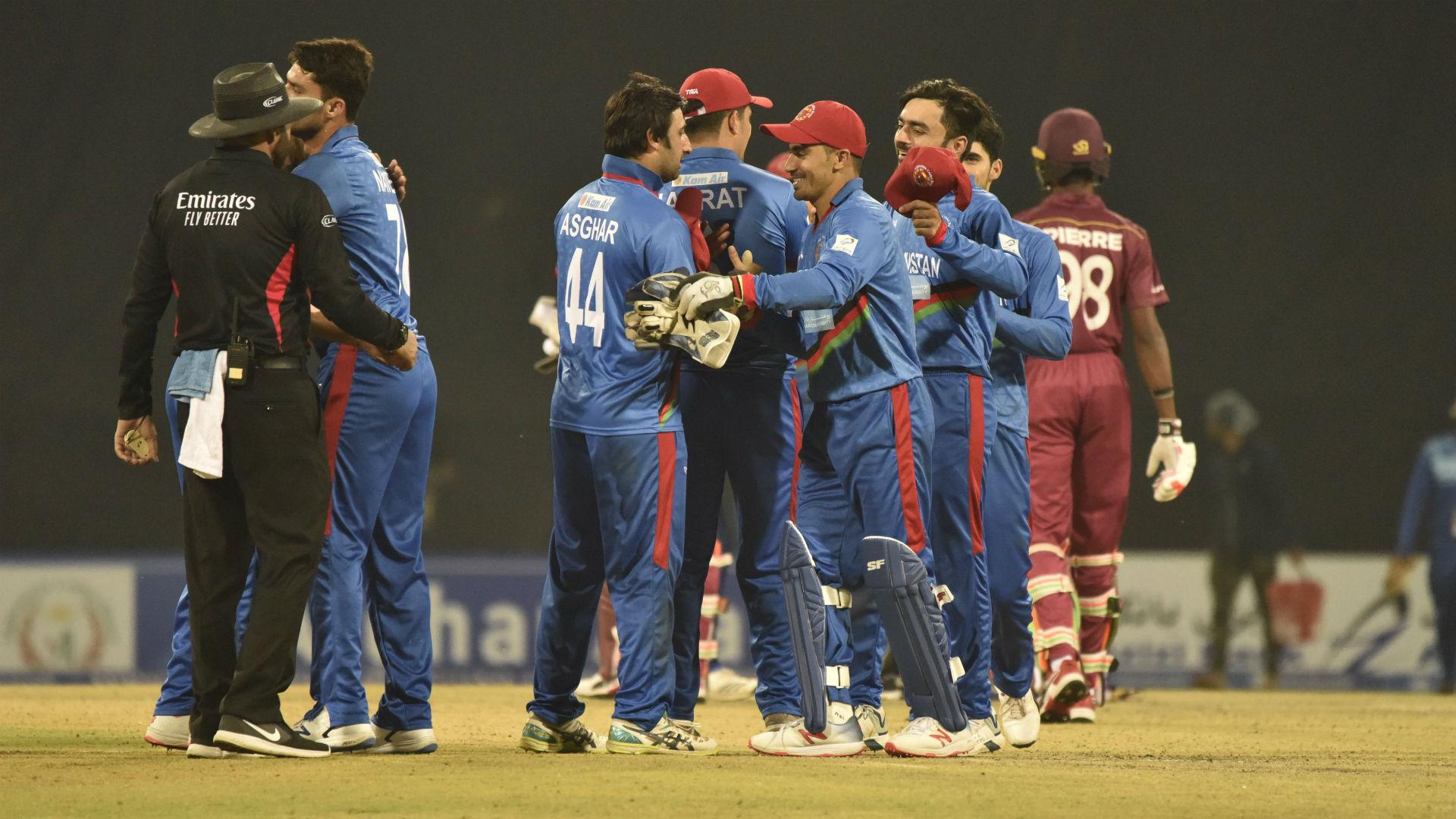 Gurbaz pummels Windies as Afghanistan claim surprise series win