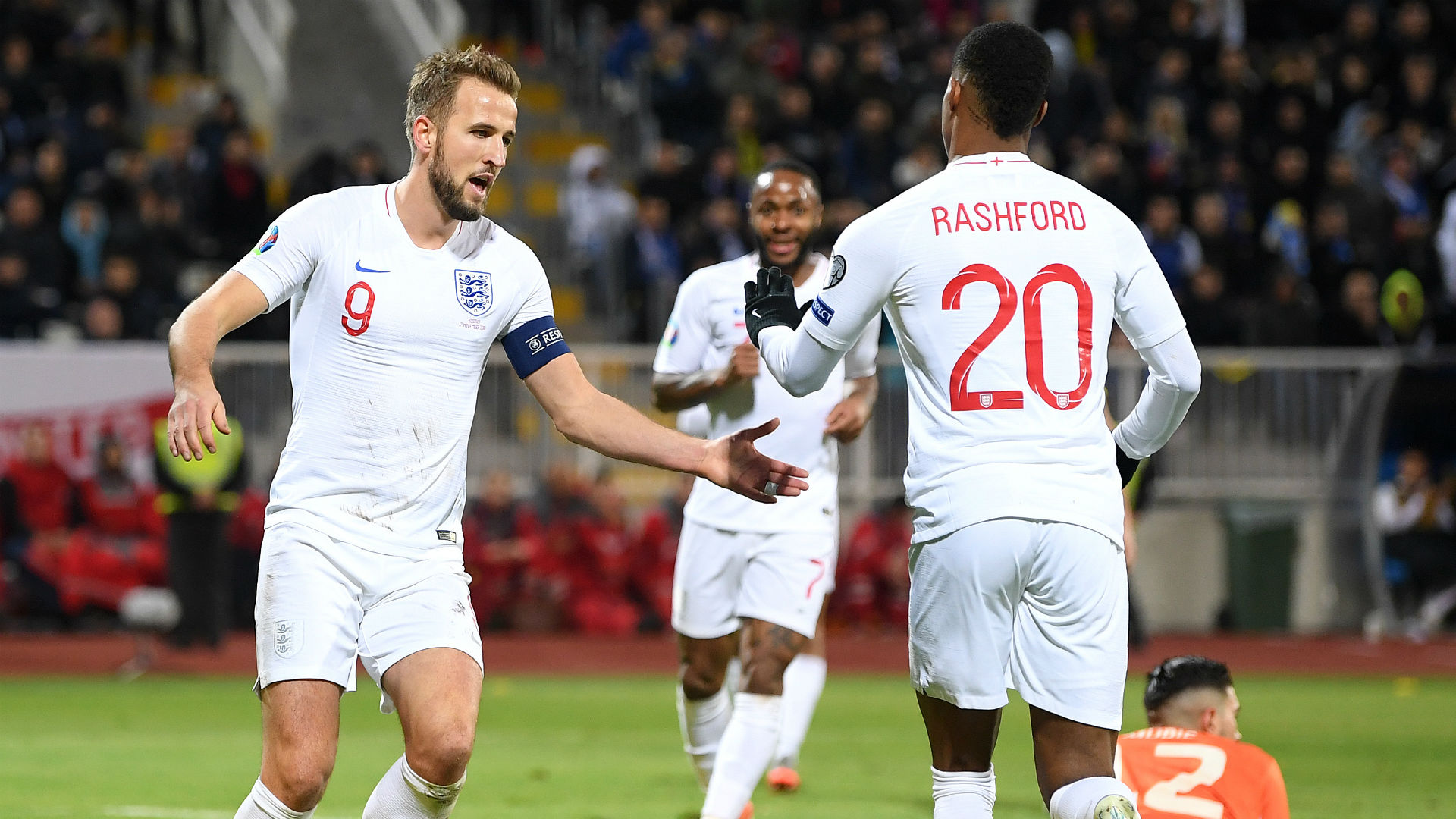 Southgate thrilled by England's attacking riches