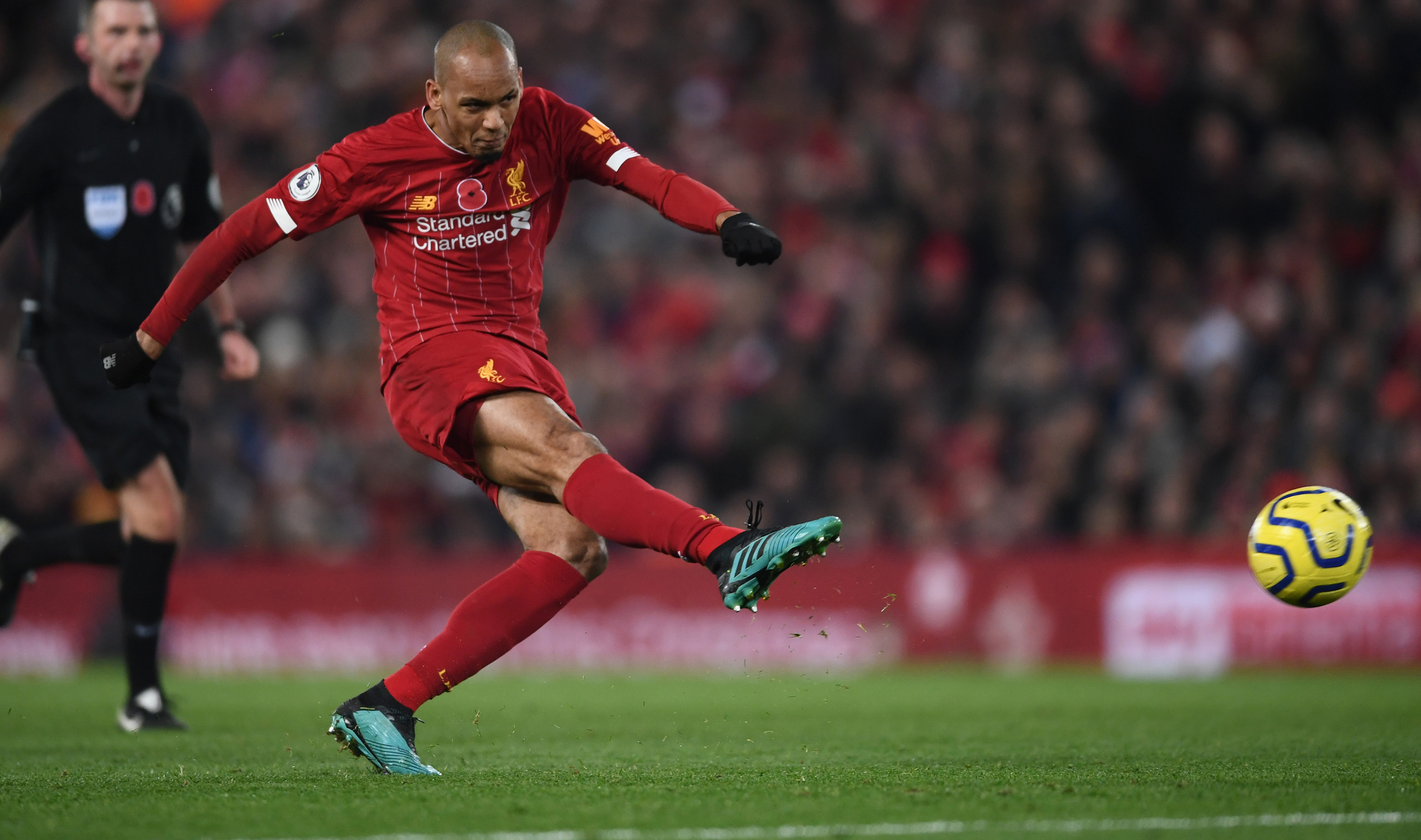 Brazil can feel Fabinho's confidence – Tite