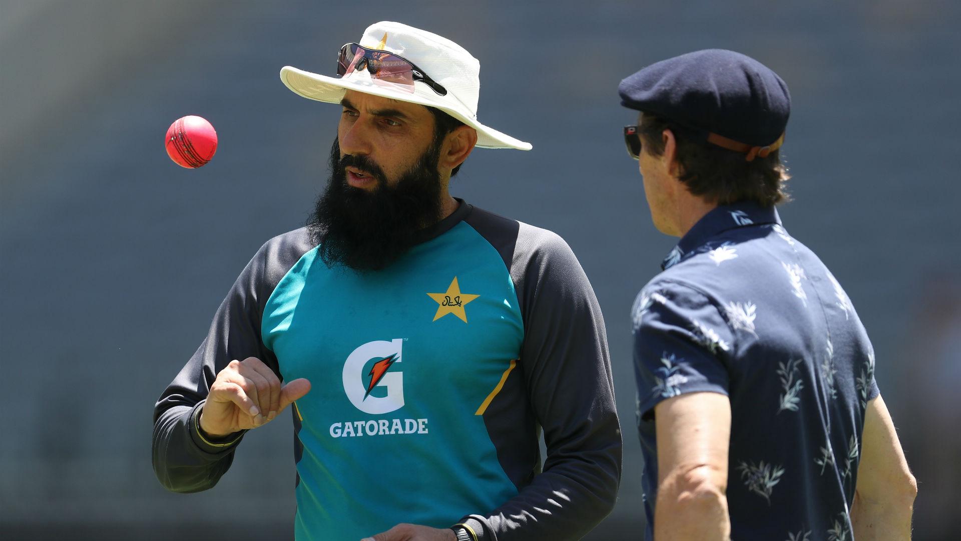 Pacemen must target Smith's blind spot - Misbah