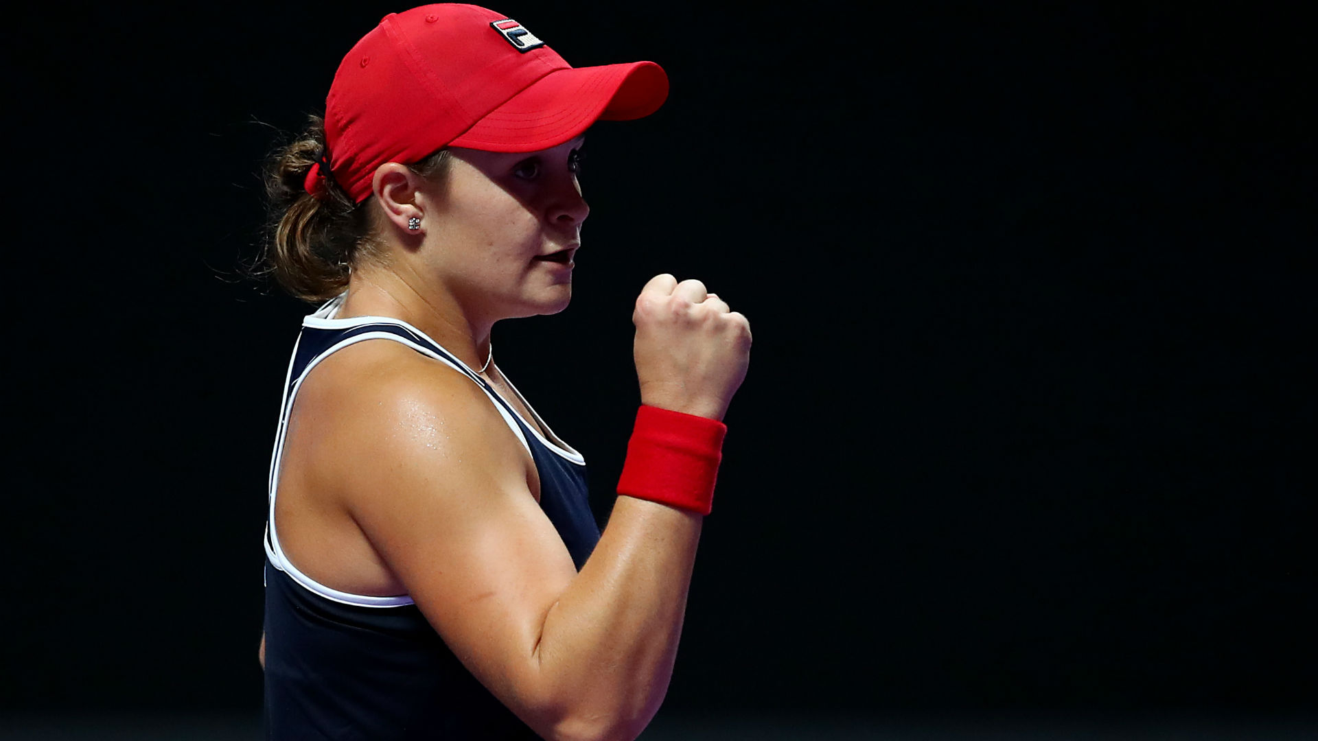 World number one Barty to face reigning champion Svitolina in WTA Finals decider