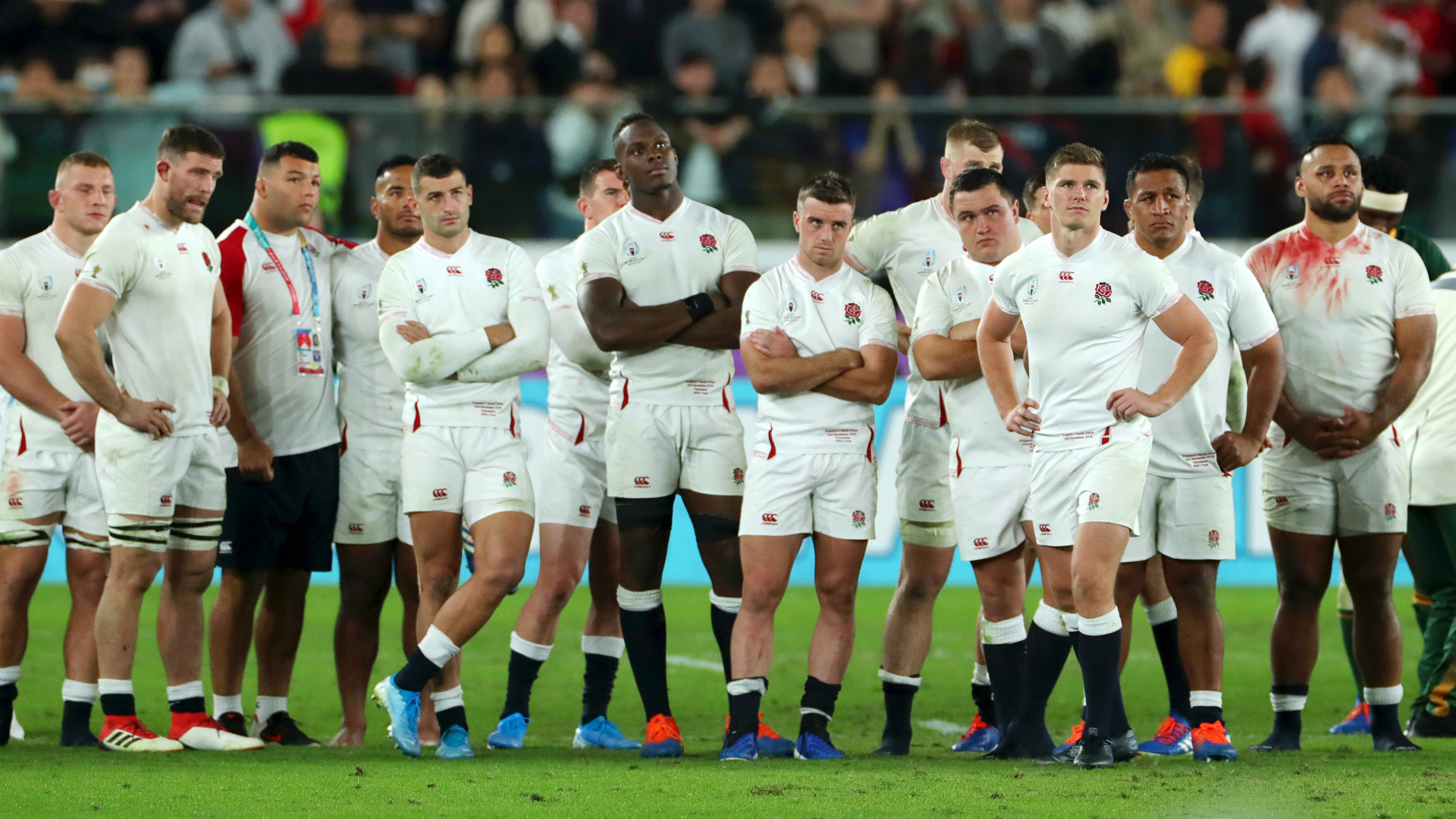 Rugby World Cup 2019: England the latest favourites to suffer final shock