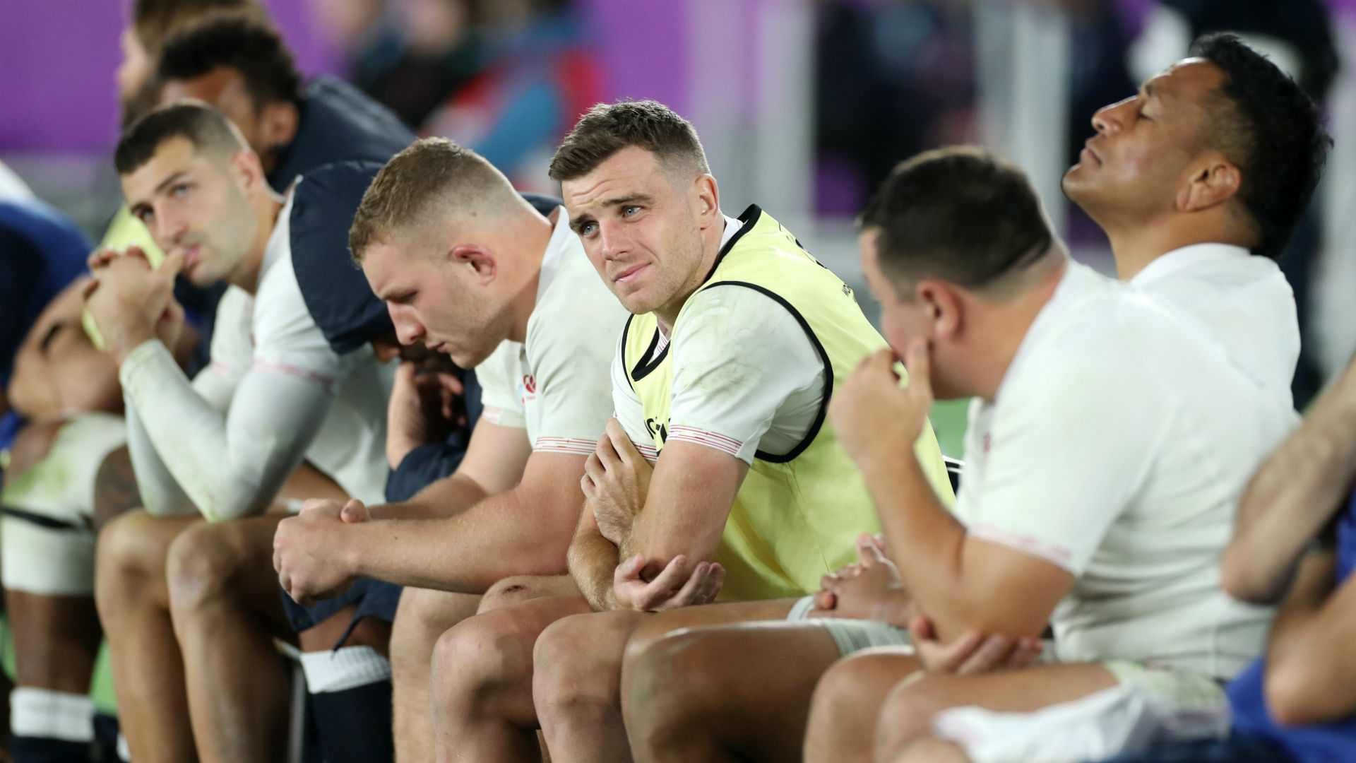 Rugby World Cup 2019: We couldn't build any pressure, says rueful Ford