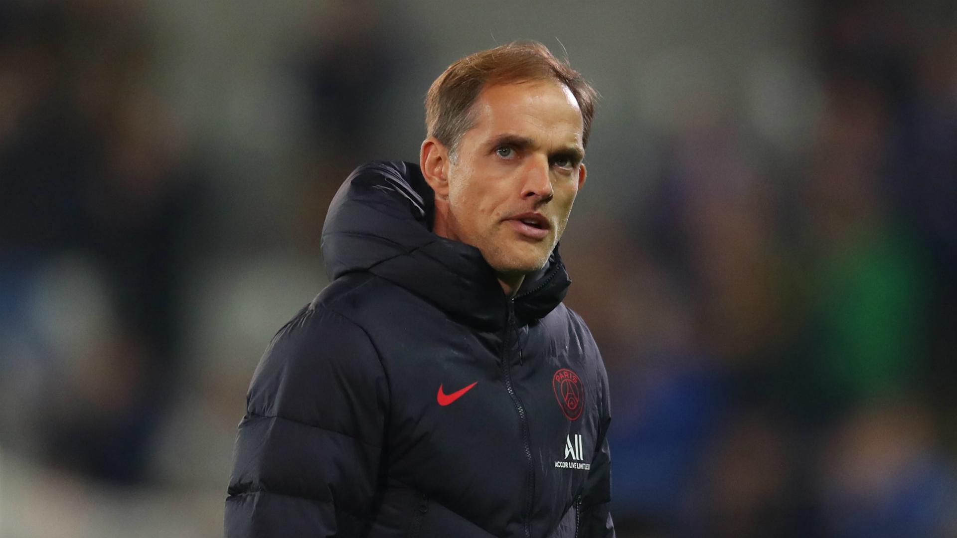 Paris Saint-Germain did not deserve any luck against Dijon, says Tuchel