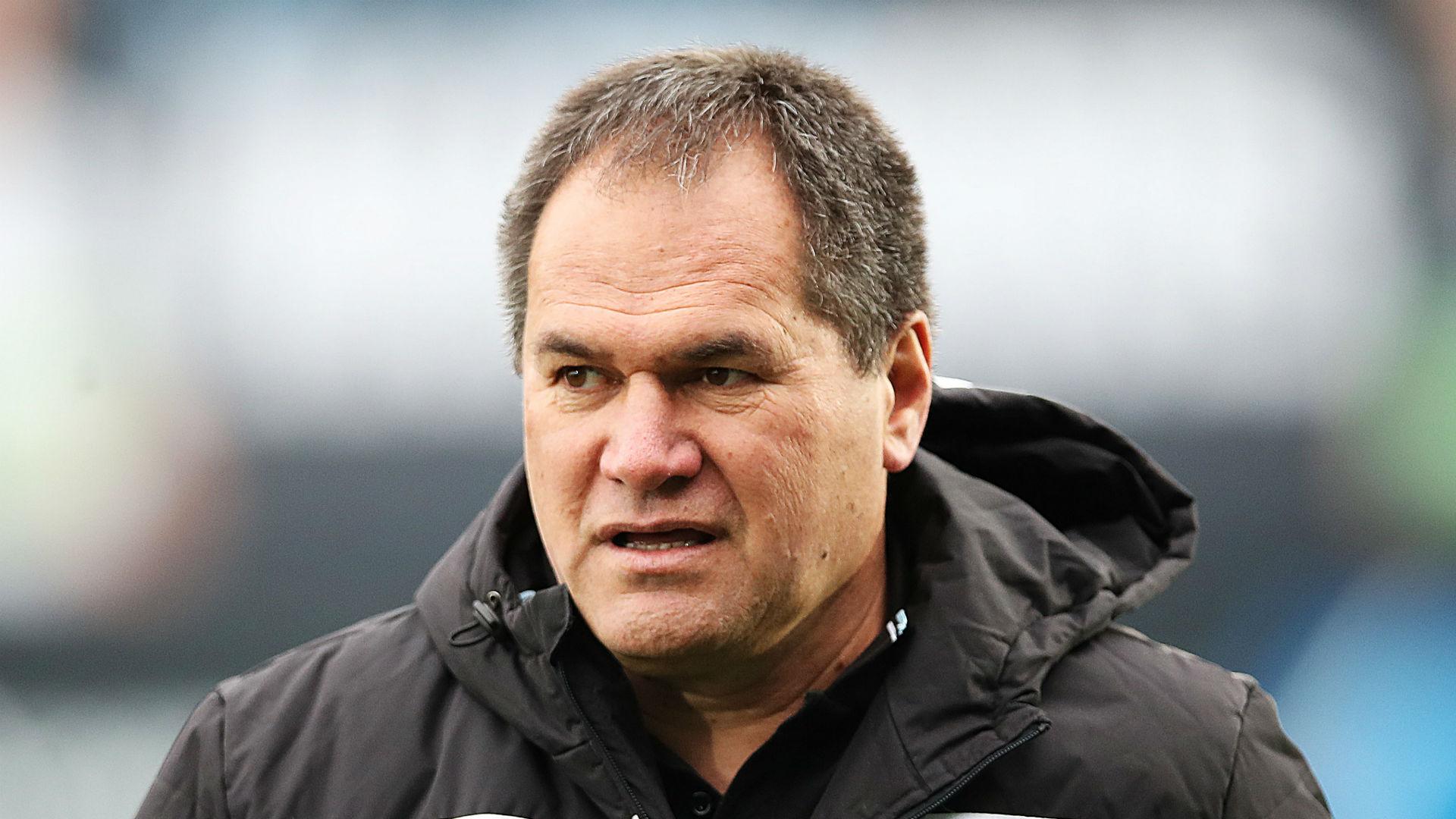 Rennie named new Wallabies head coach