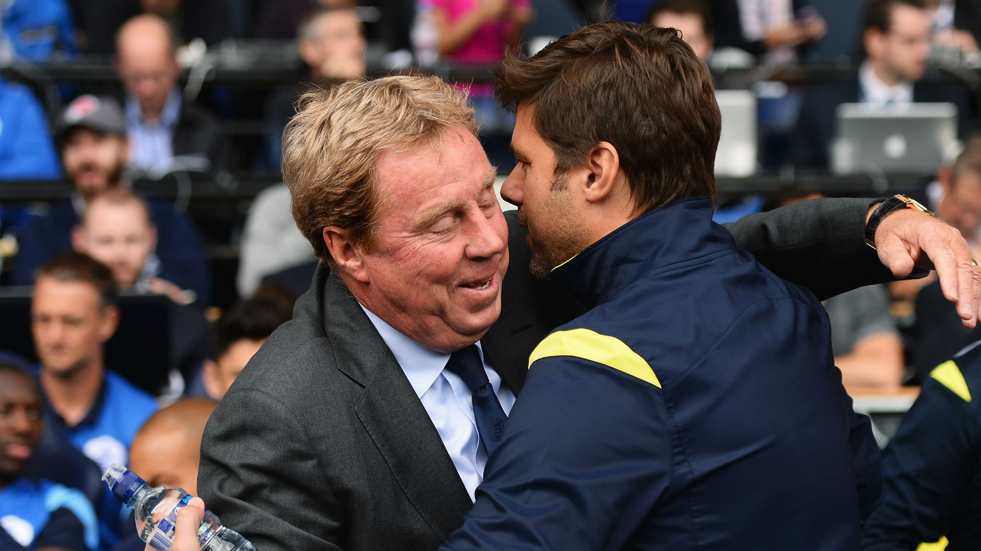 Spurs sack Pochettino: Redknapp blames 'relegation form' as Champions League 'disaster' looms