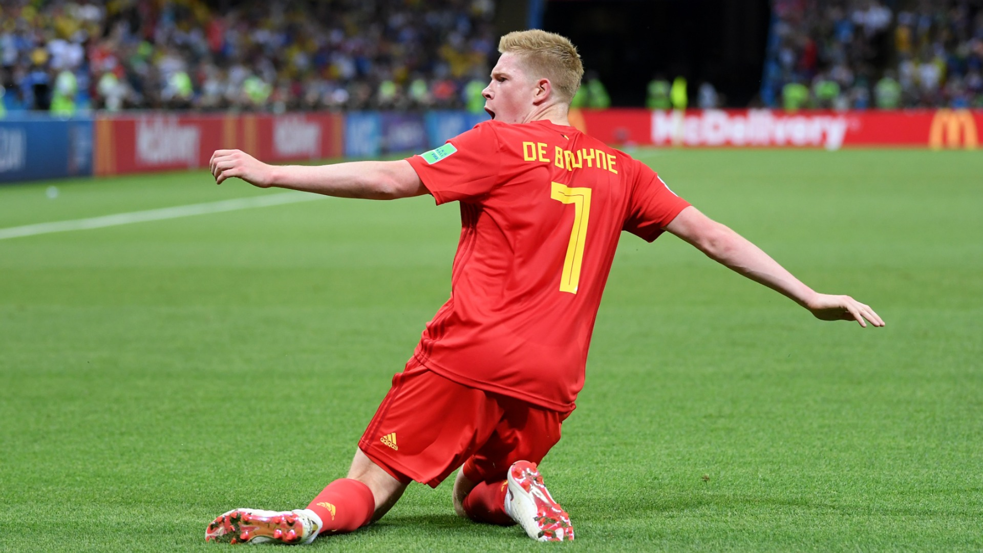 Belgium 6-1 Cyprus: De Bruyne leads latest Red Devils rout