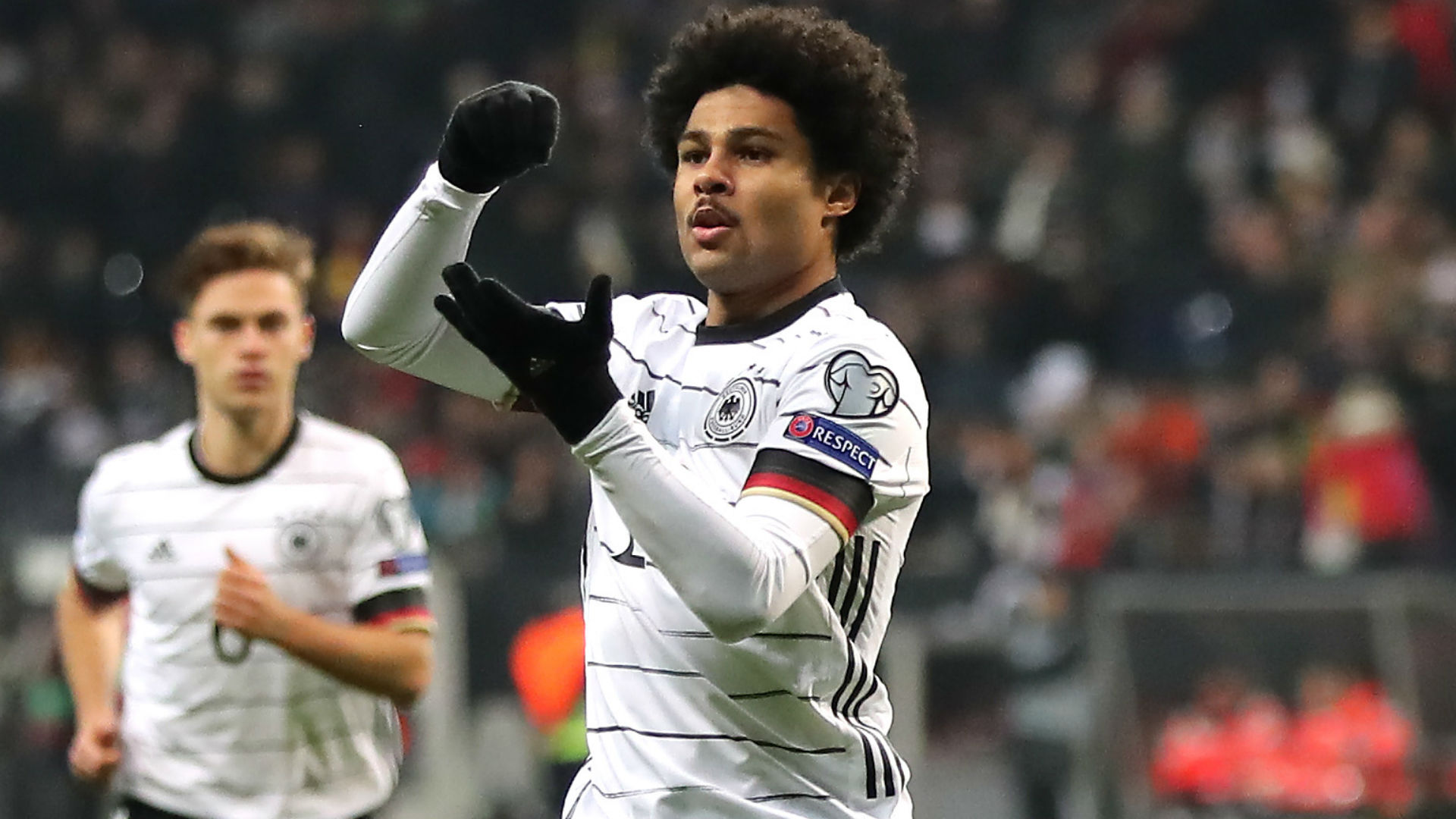 Germany 6-1 Northern Ireland: Gnabry scores stunning hat-trick