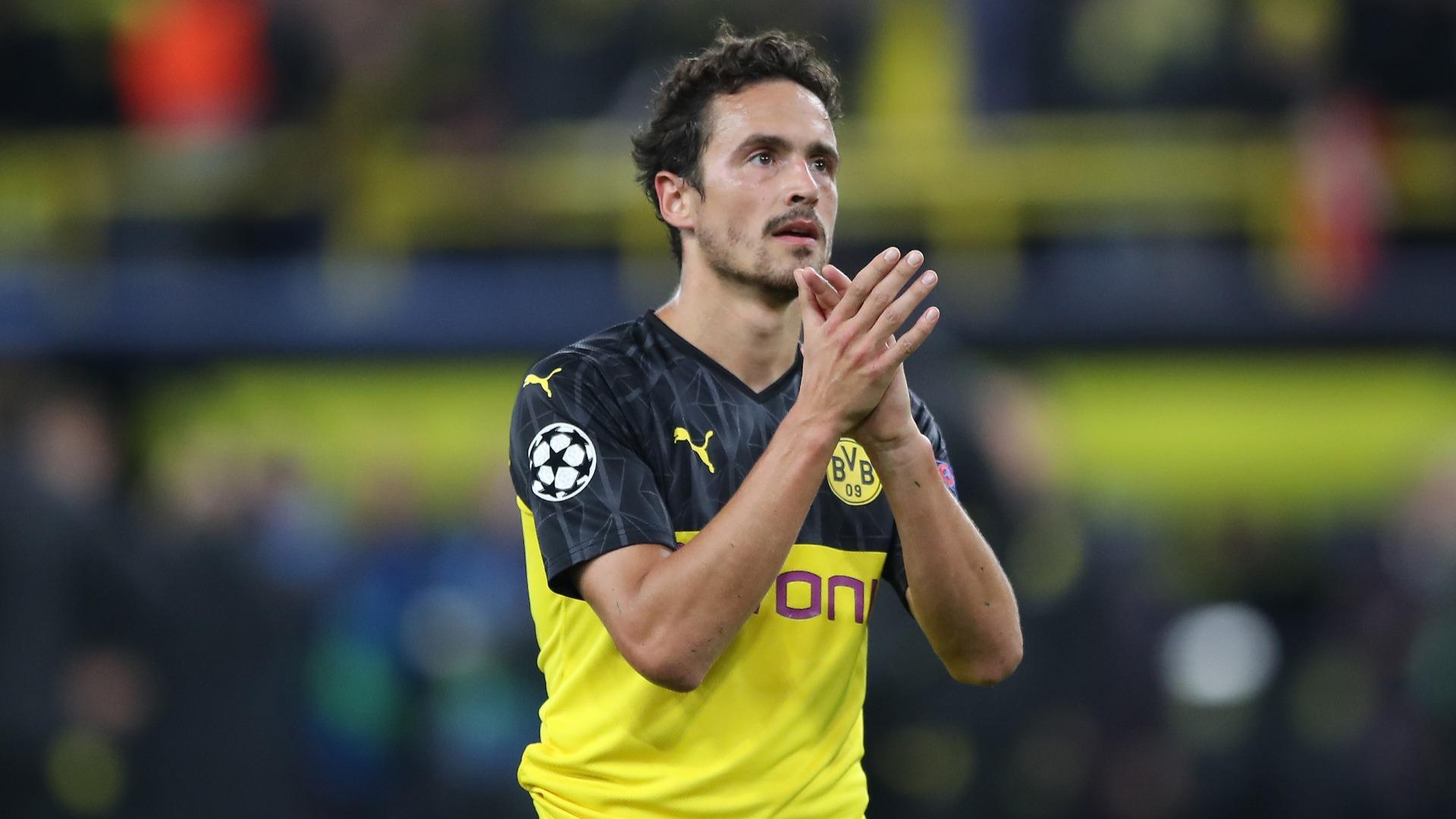 Dortmund's Delaney out until 2020 with torn ankle ligaments