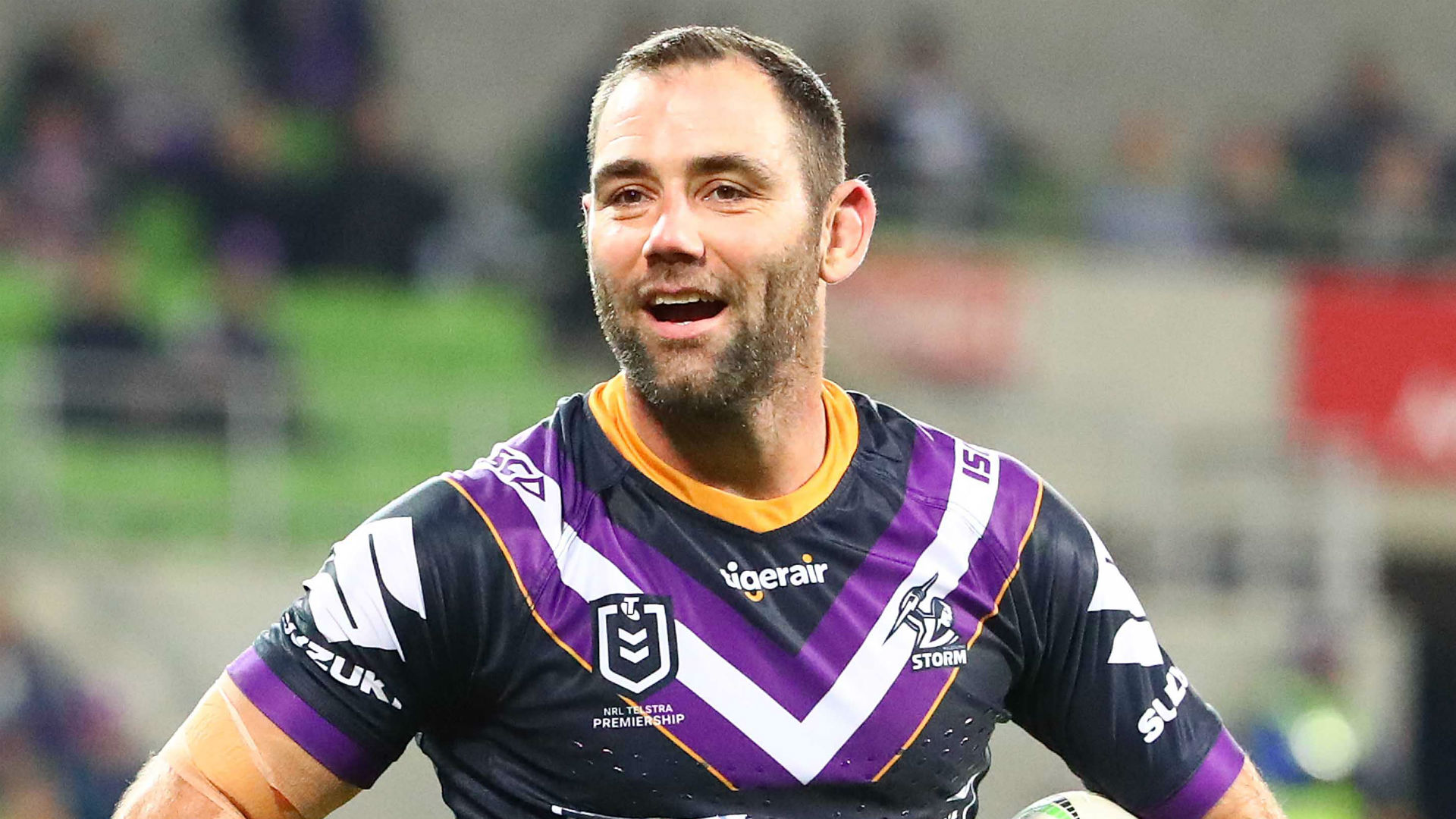 Cameron Smith to play on with Storm in 2020