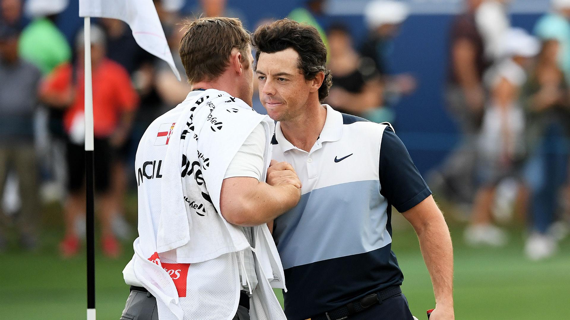 McIlroy looms large as Lorenzo-Vera leads in Dubai
