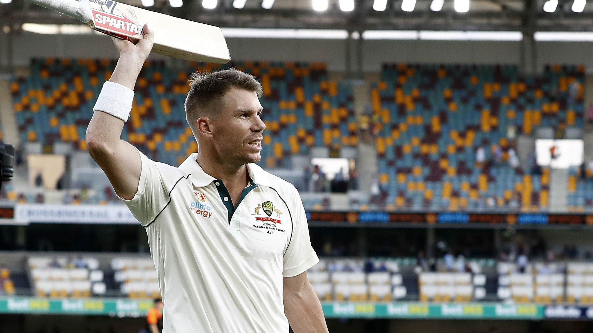 Centurion Warner insists Ashes failure wasn't about pressure