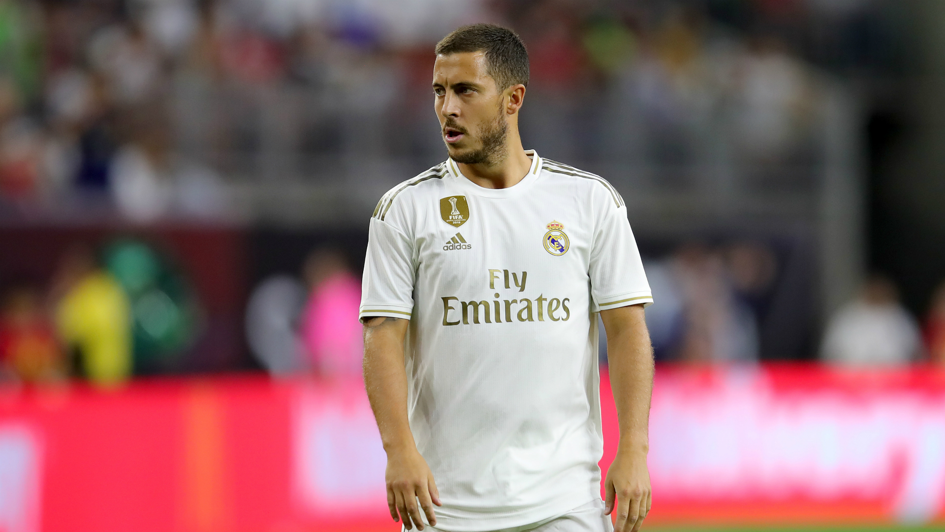 Hazard admits weight gain partly to blame for slow Real Madrid start