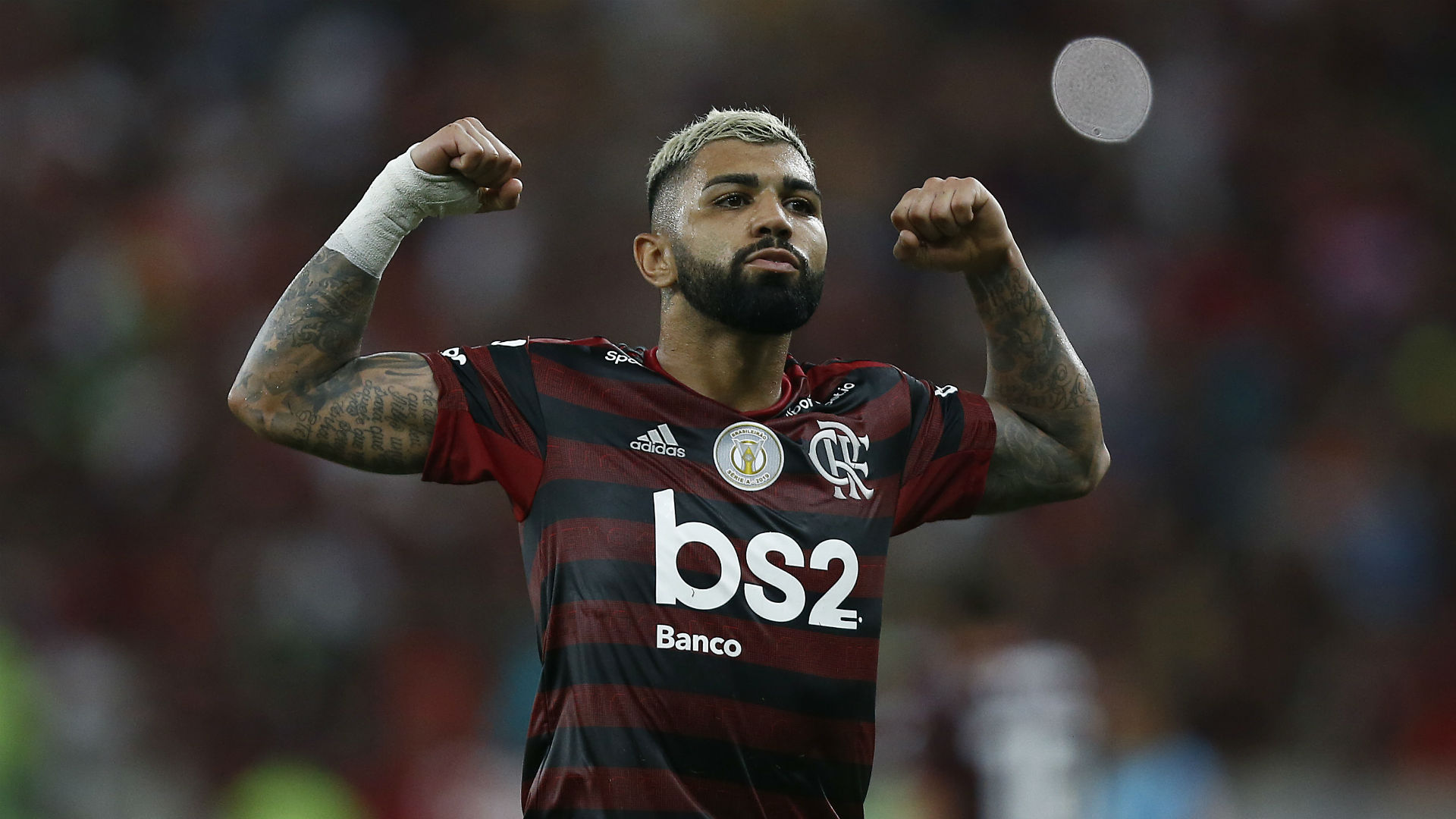 Copa Libertadores final: Europe beckons again for rejuvenated Flamengo star Gabigol