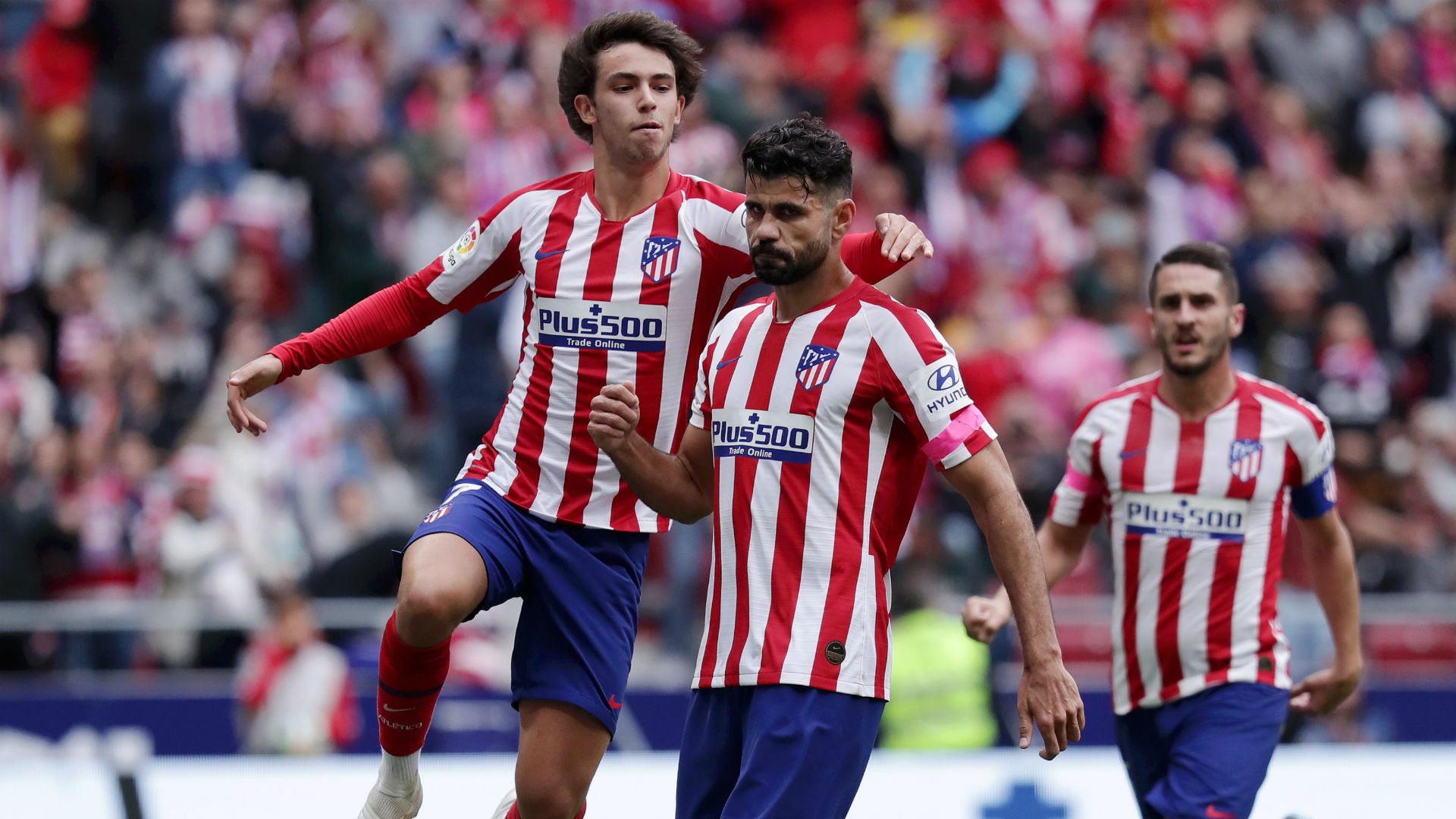 Joao Felix fit again as Atleti and Simeone face up to Costa absence