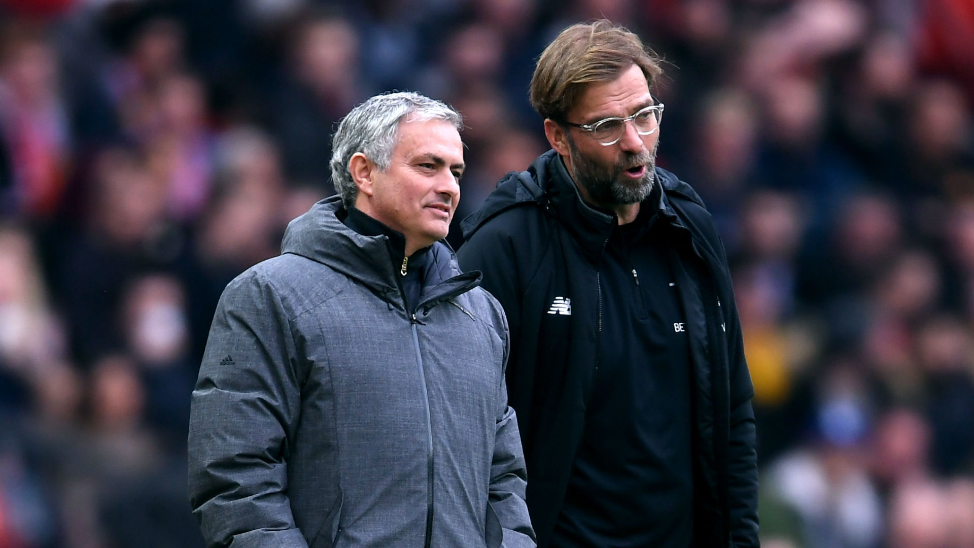 Welcome back, Jose - Liverpool boss Klopp thrilled with Mourinho's return