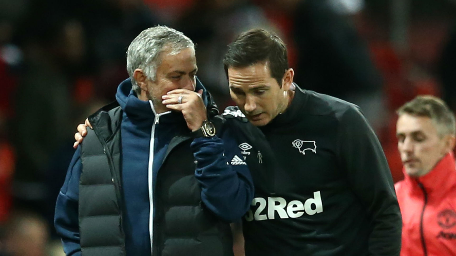 It's not on my list - Lampard rules out copying Mourinho with Tottenham switch