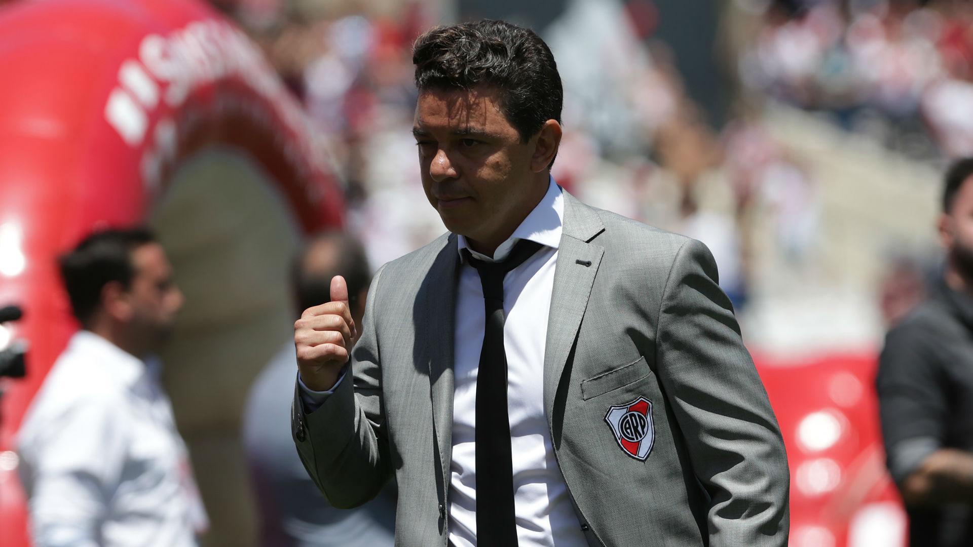Copa Libertadores final: Back-to-back titles a perfect send-off for 'Barca bound' River boss Gallardo?