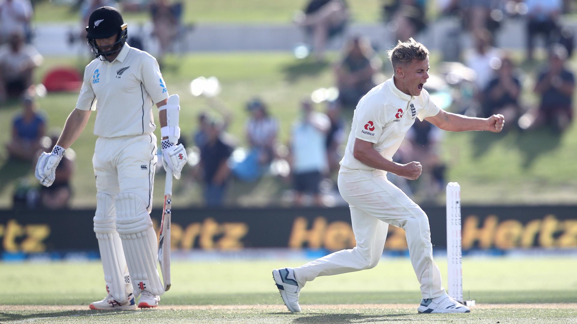 Williamson wicket rocks New Zealand as England strike