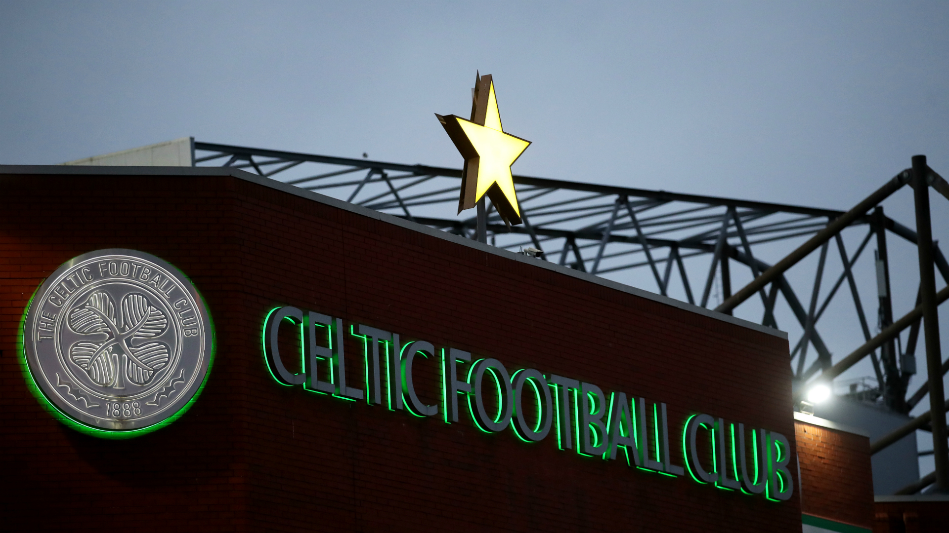 Celtic fined by UEFA over banner and chanting