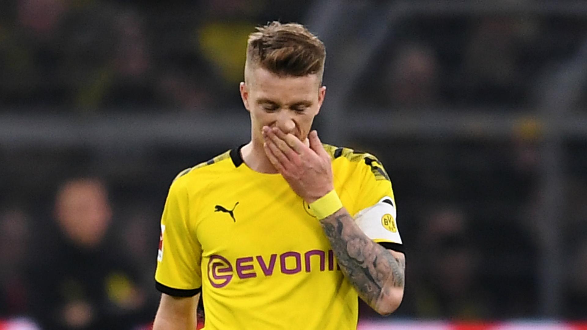 Reus 'ashamed' of Borussia Dortmund despite dramatic Paderborn comeback