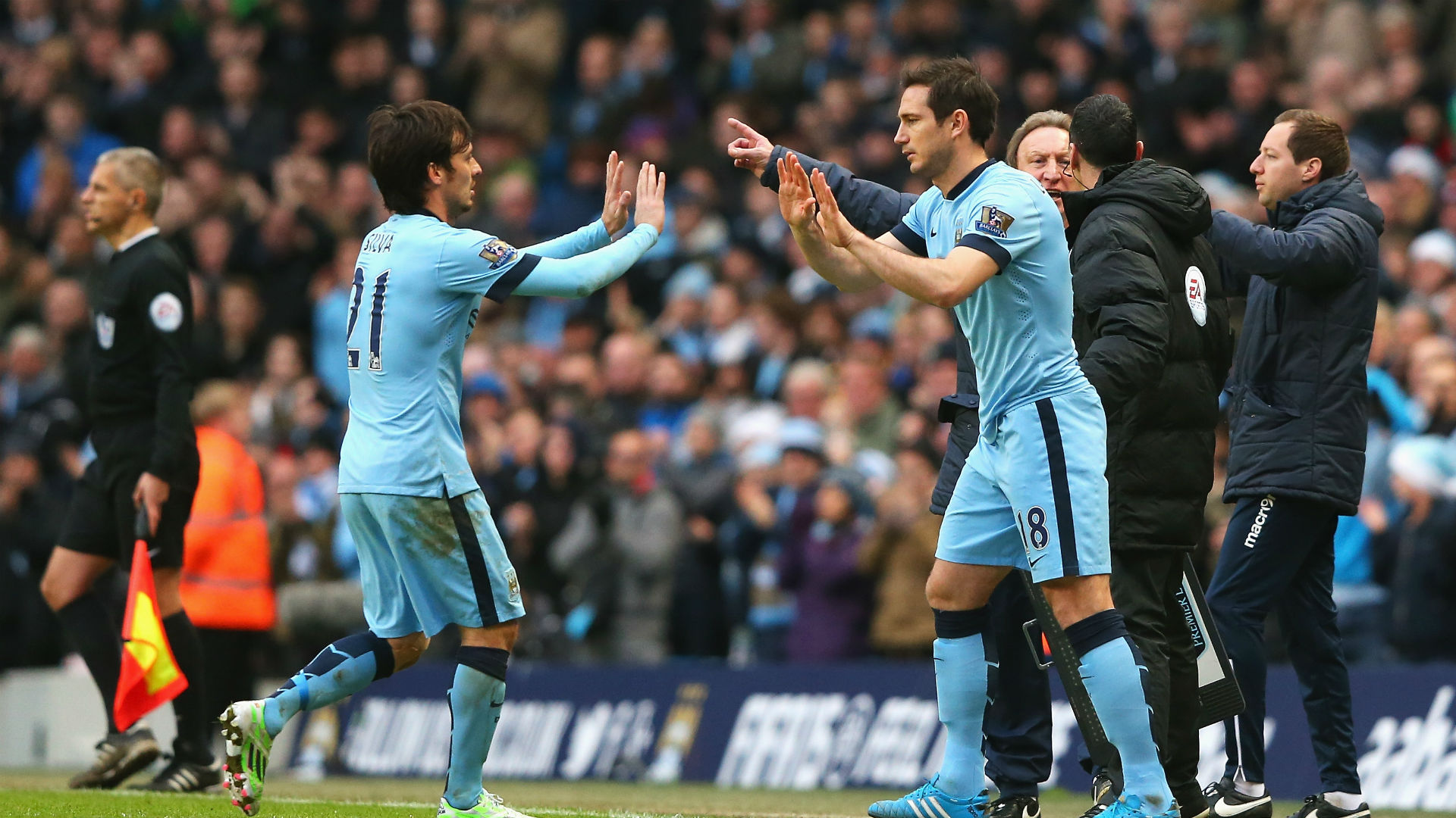 'Fantastic' Lampard's impact at Chelsea no surprise to Silva