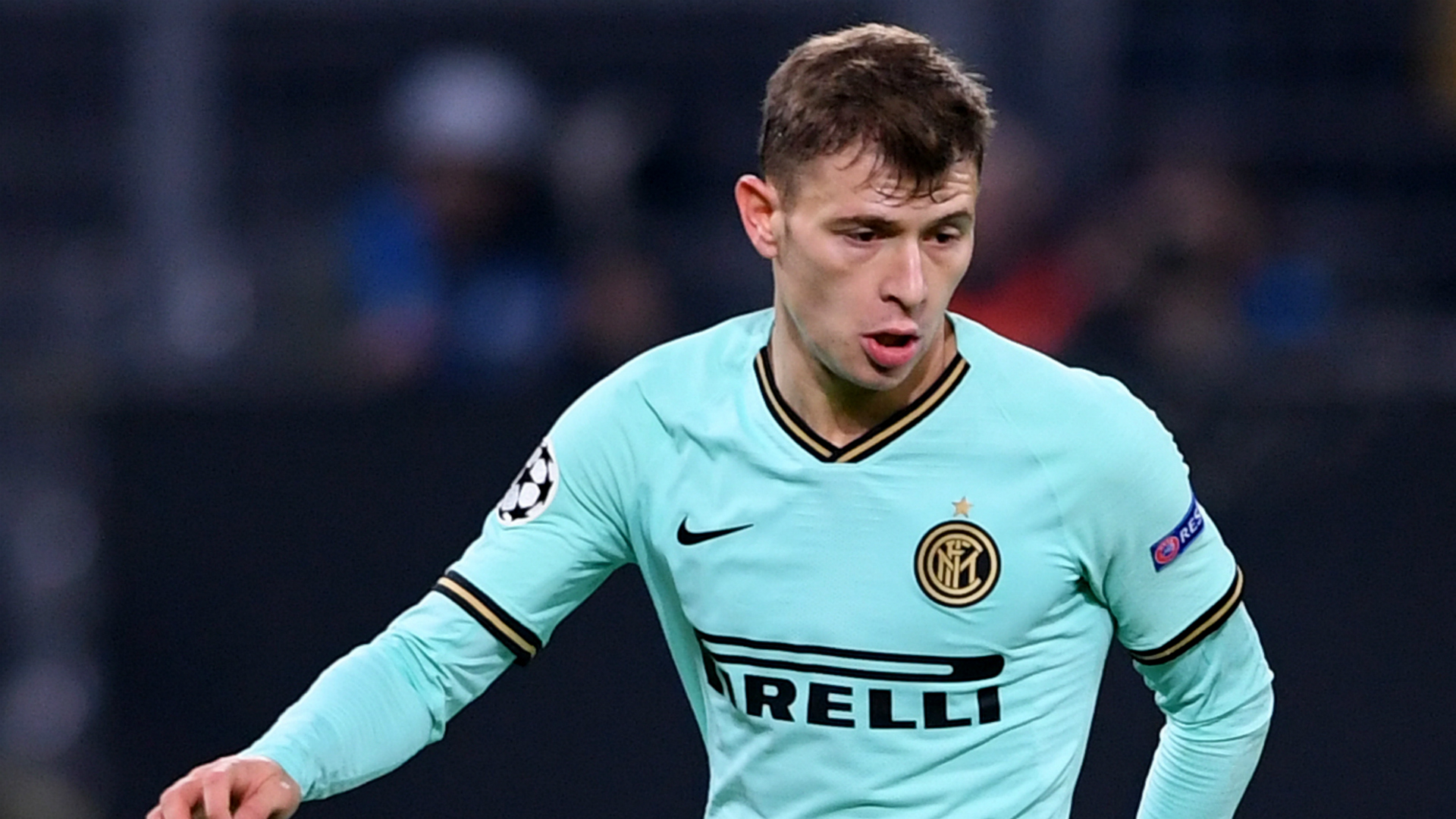 Conte anxious over 'warrior' Barella after Inter extend impressive start