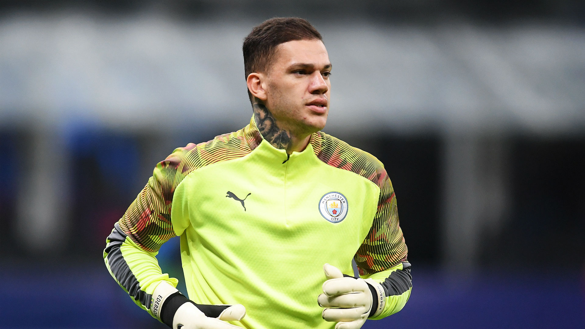 Ederson back in Manchester City side for Chelsea clash