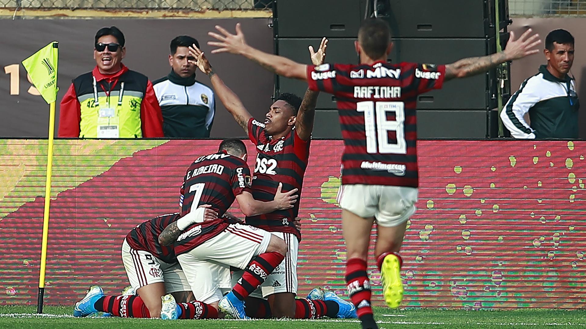Flamengo 2-1 River Plate: Gabriel stuns Gallardo's men to snatch Copa Libertadores glory