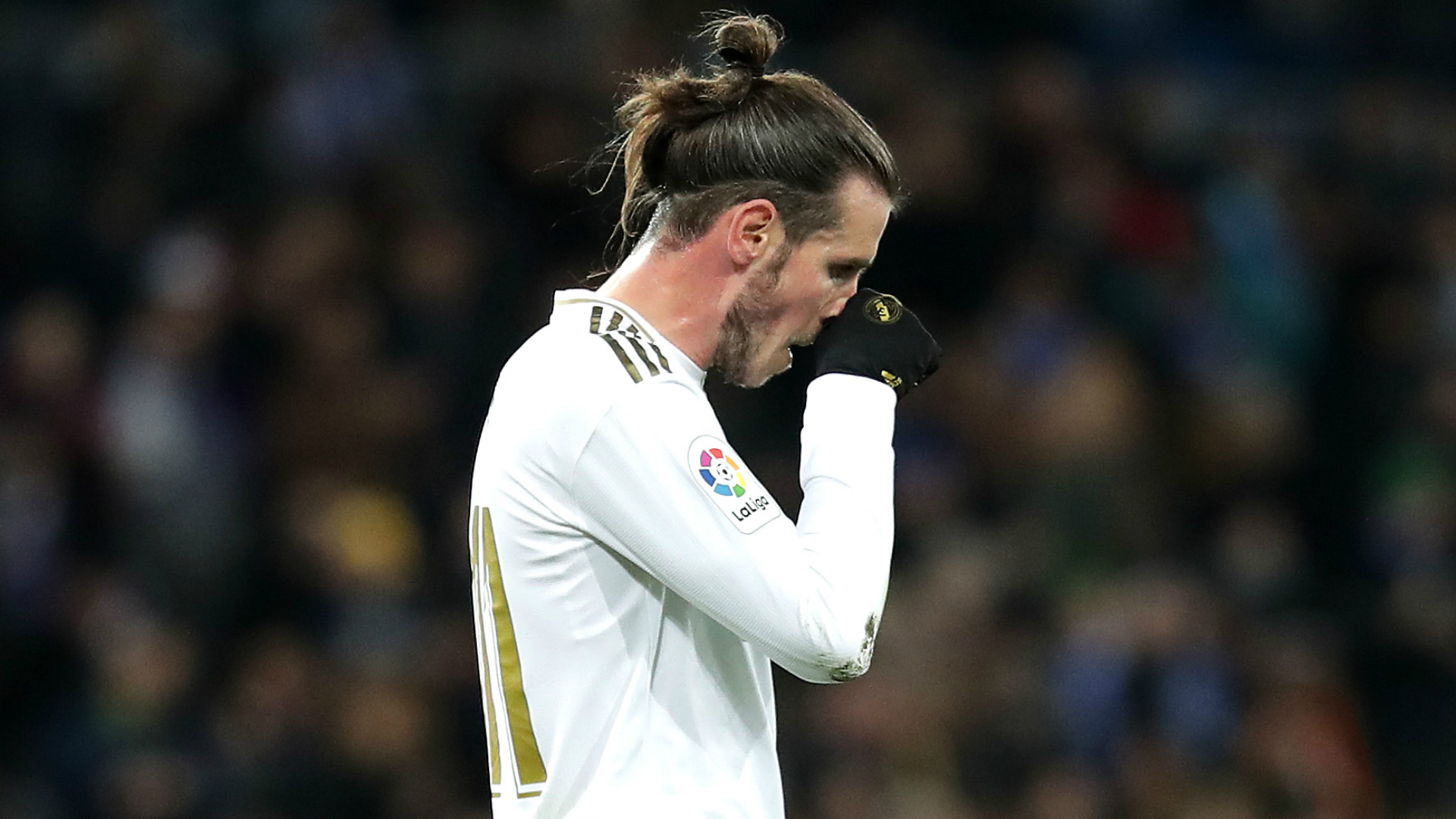 Zidane calls for Bale boos to stop after Wales star makes Real Madrid return