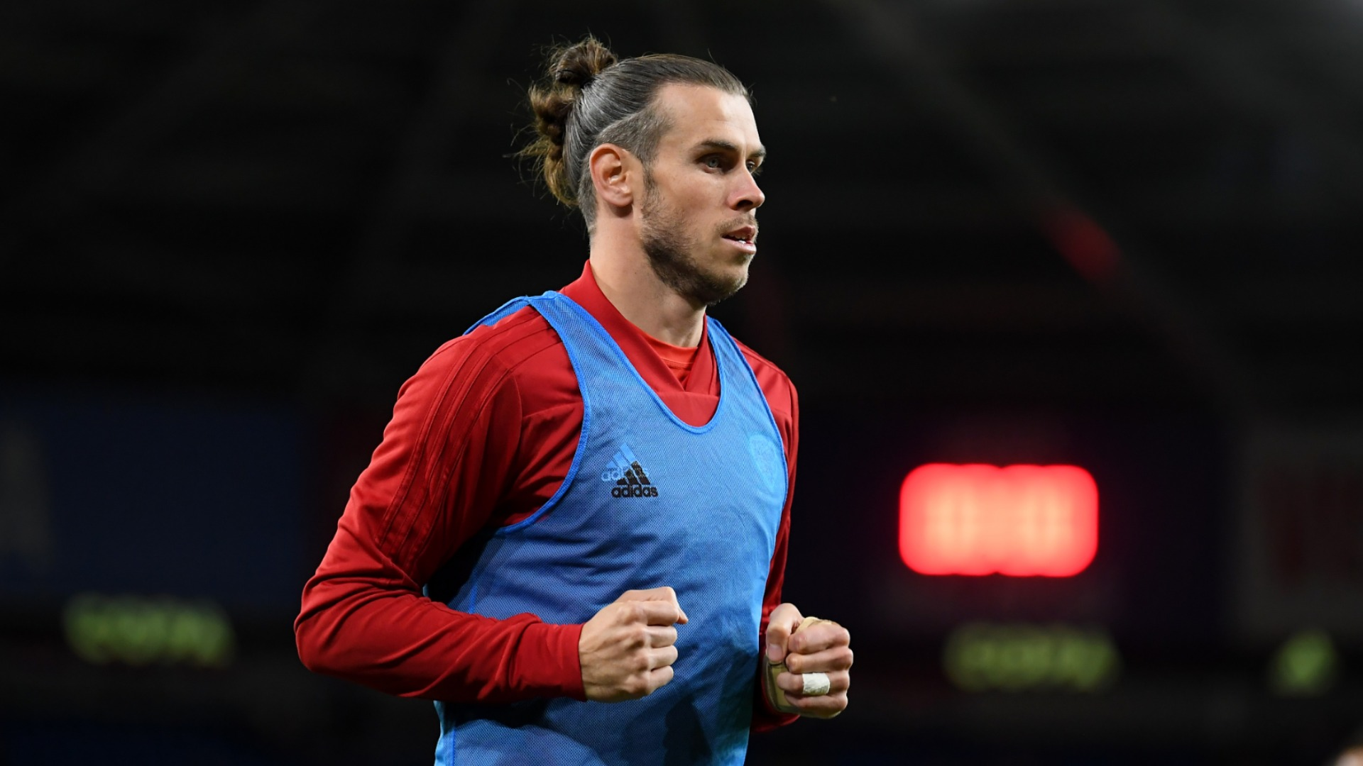 Bale on the bench for Real Madrid after helping Wales reach Euro 2020