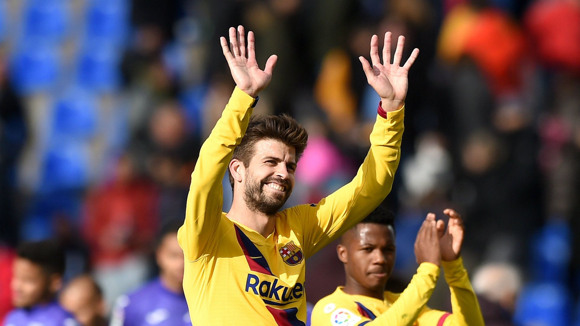 Barcelona defender Pique defends Davis Cup commitments