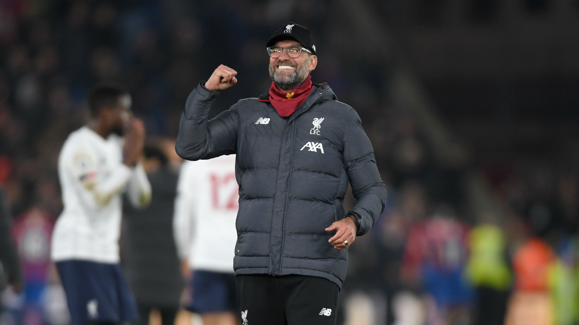 Klopp: Liverpool care about winning, not sending messages to rivals