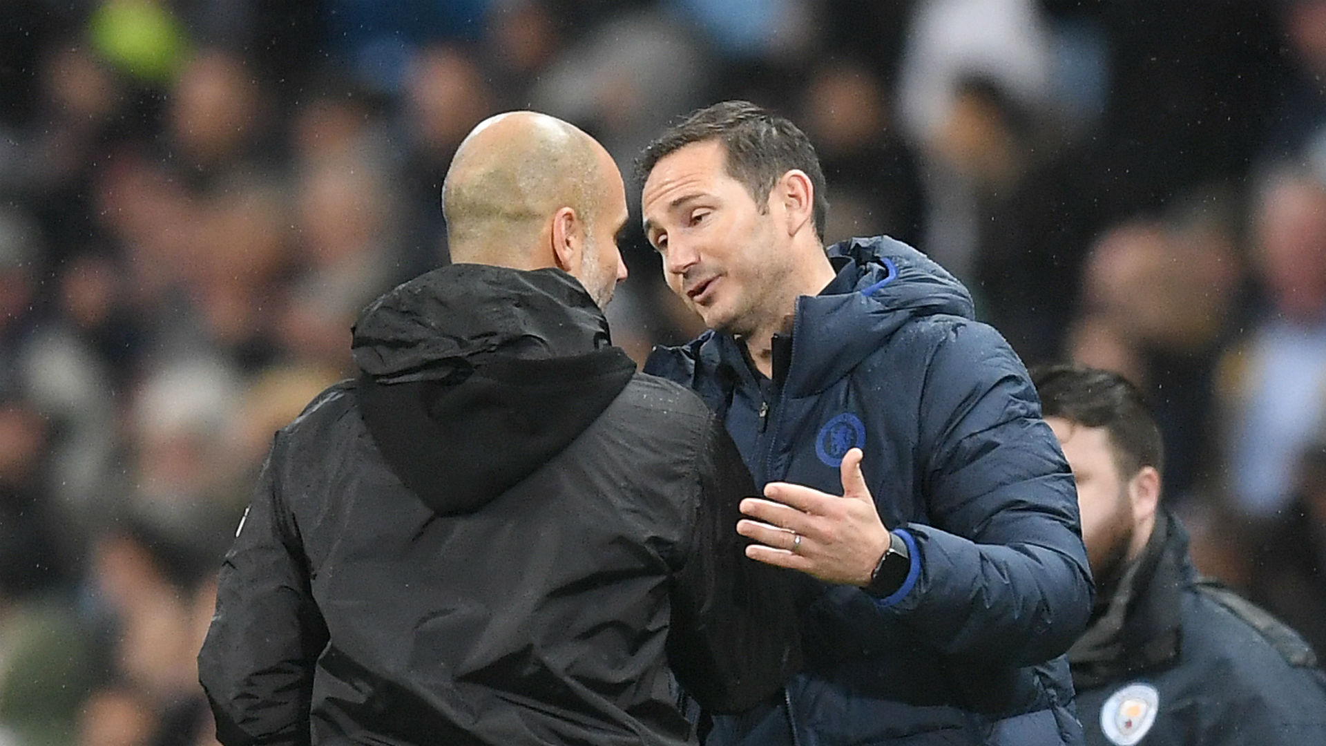 We're coming to close the gap - Lampard buoyed by Chelsea display in Man City defeat