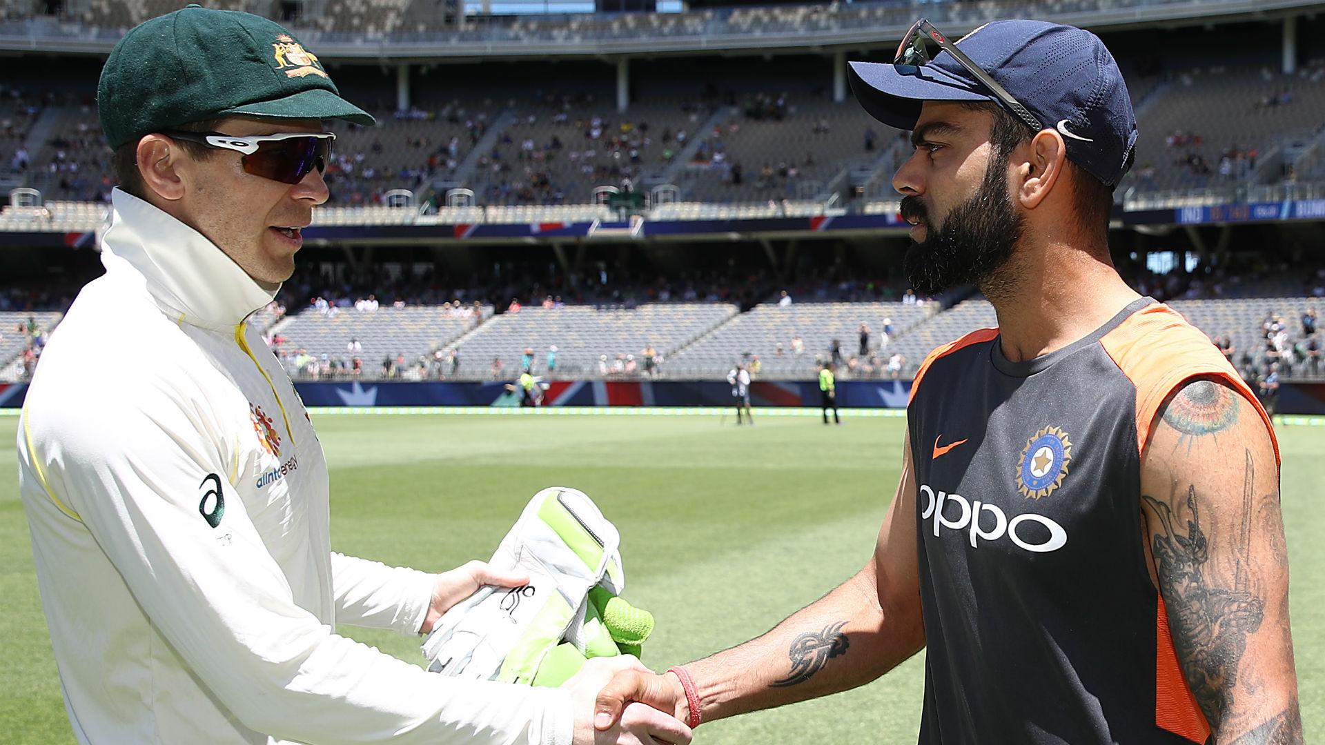 Paine takes aim at India captain Kohli after Australia crush Pakistan