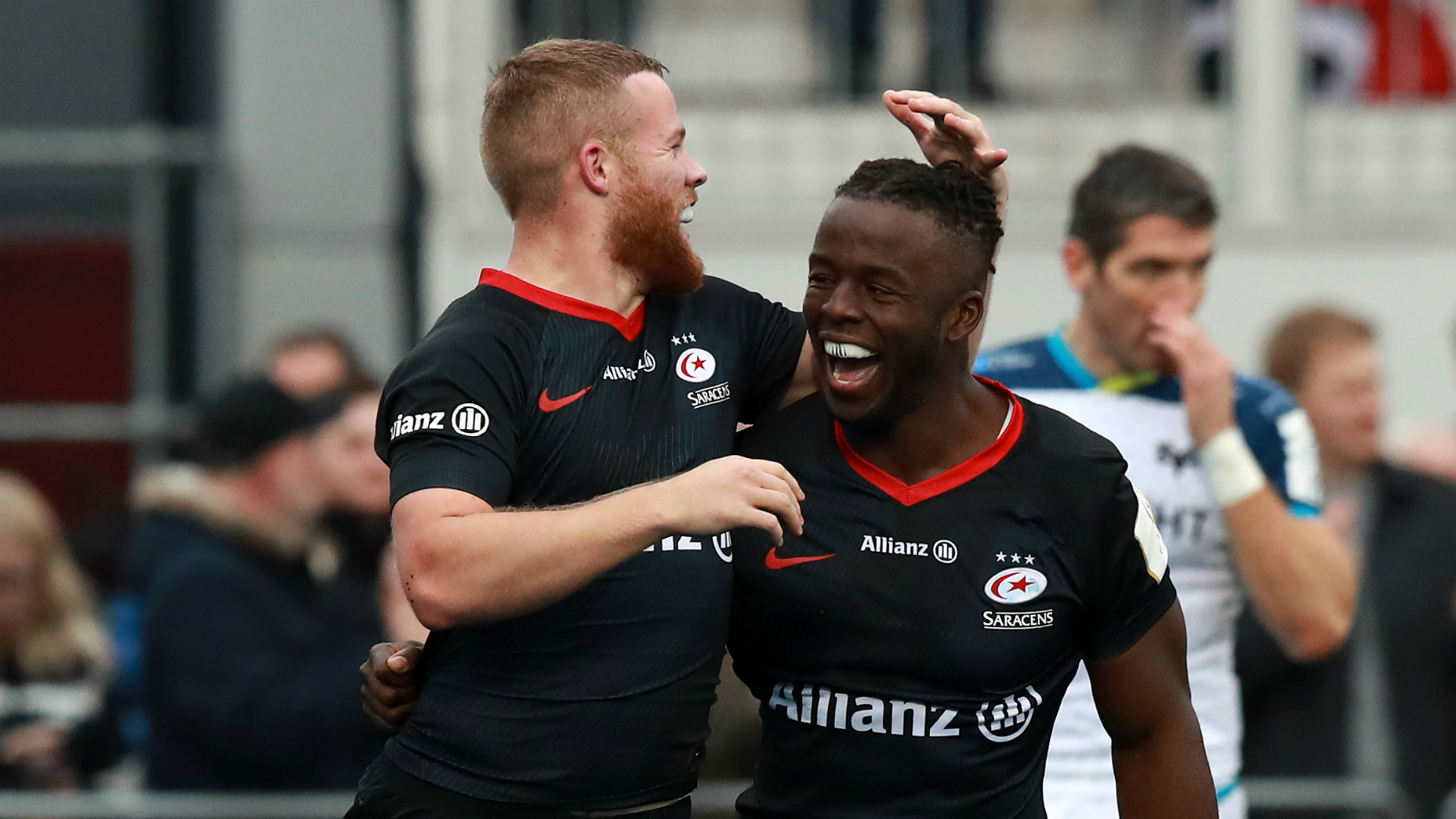 Sarries up and running after beating depleted Ospreys