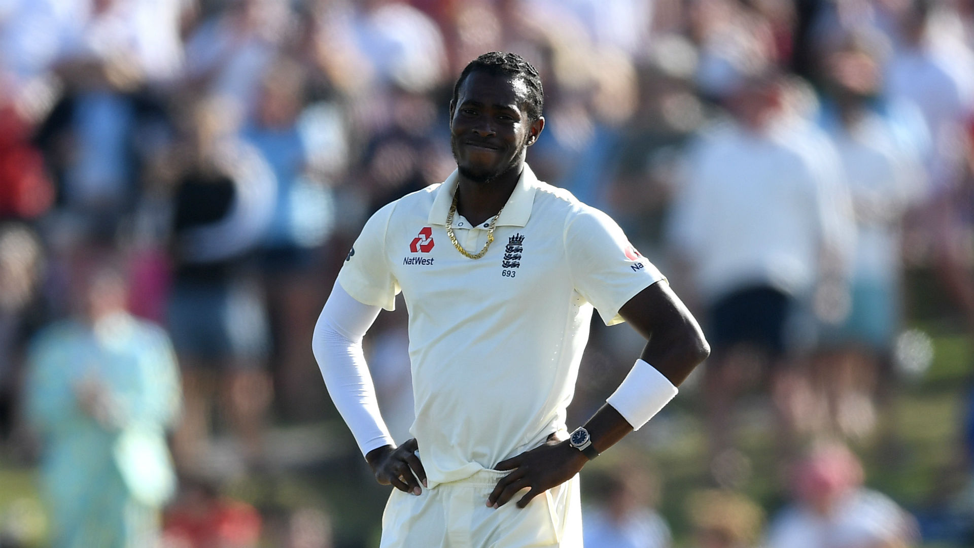 New Zealand Cricket to apologise to Archer after England bowler suffers racist abuse