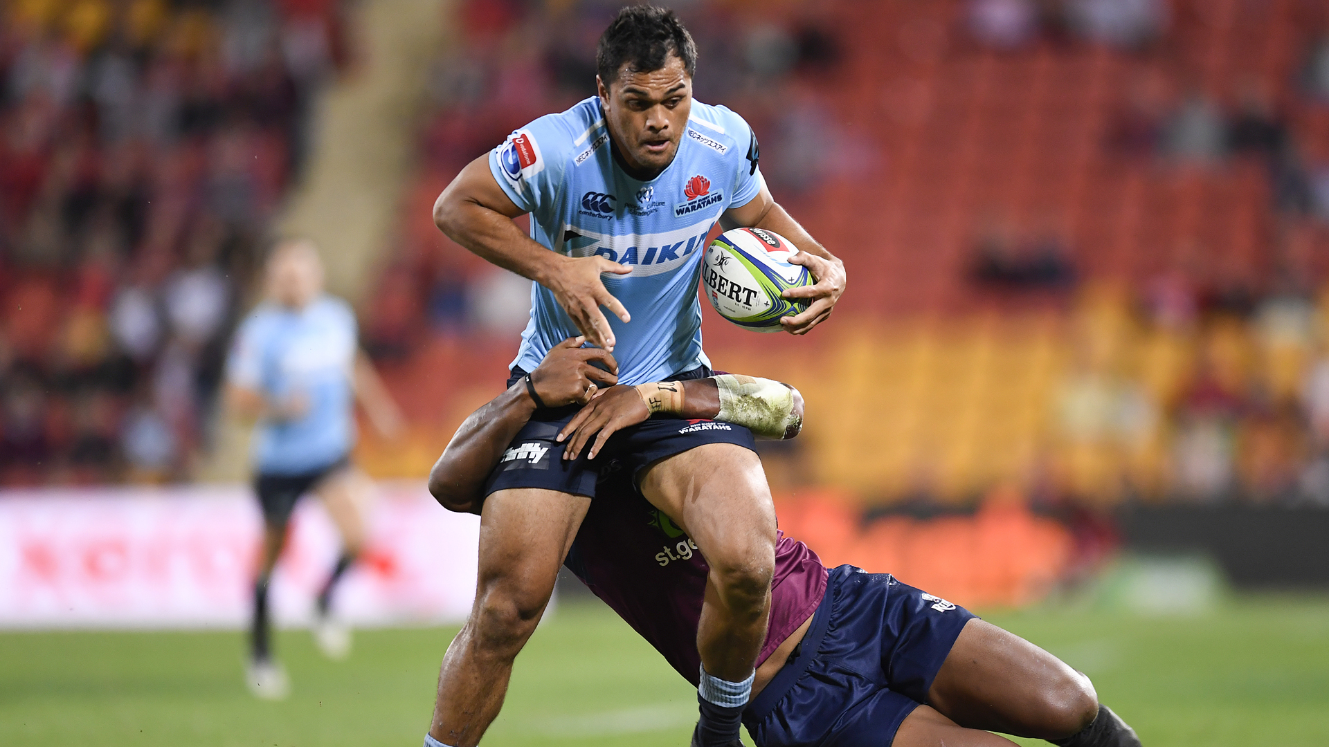 Hunt re-signs with Waratahs for 2020