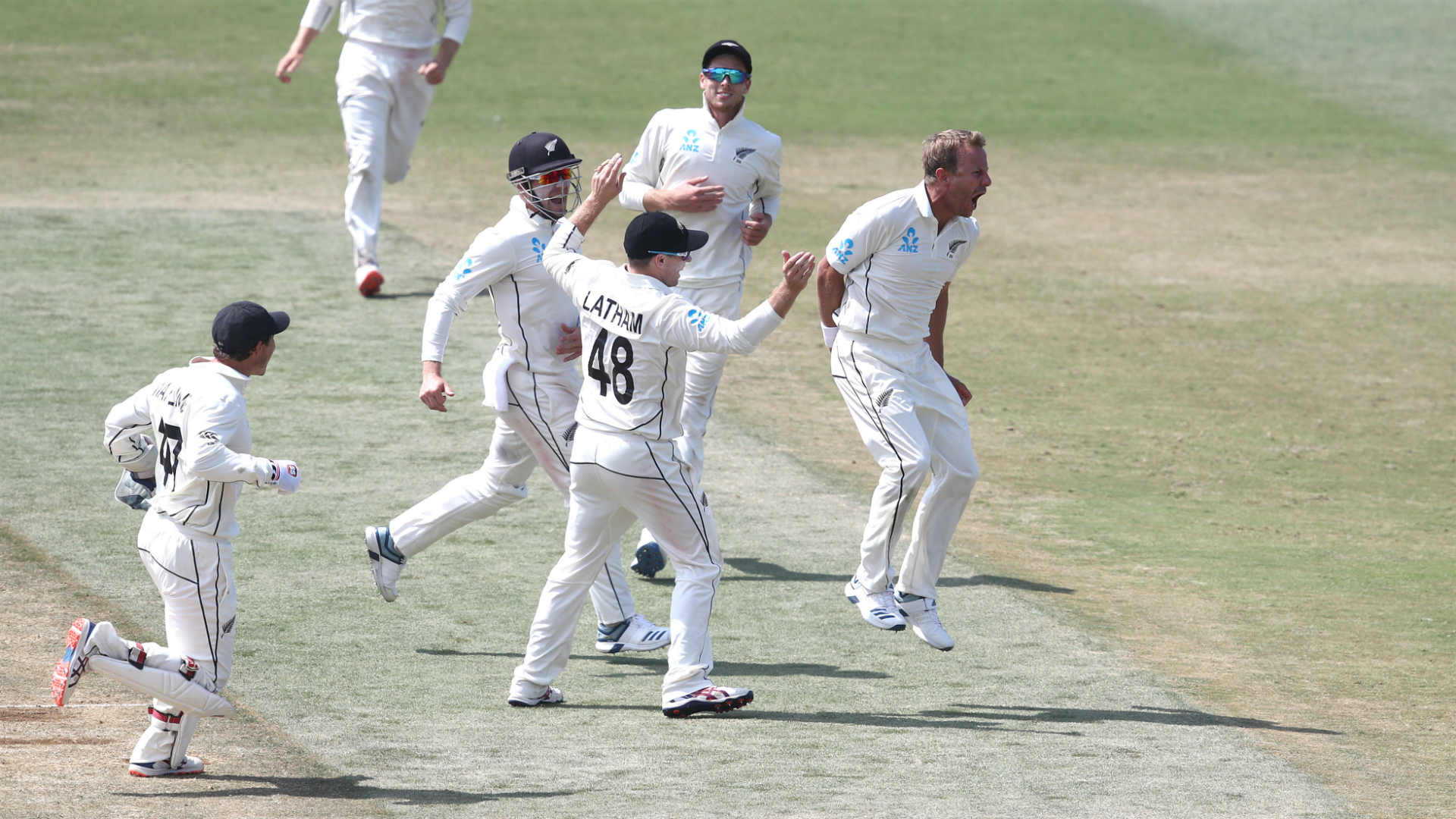 Wagner's five-for seals crushing Black Caps win over England