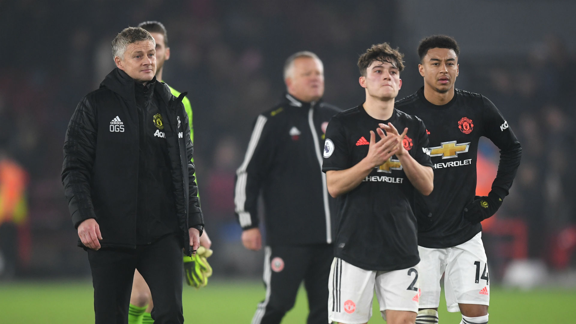 Sheffield United wanted it more than us, says Manchester United boss Solskjaer