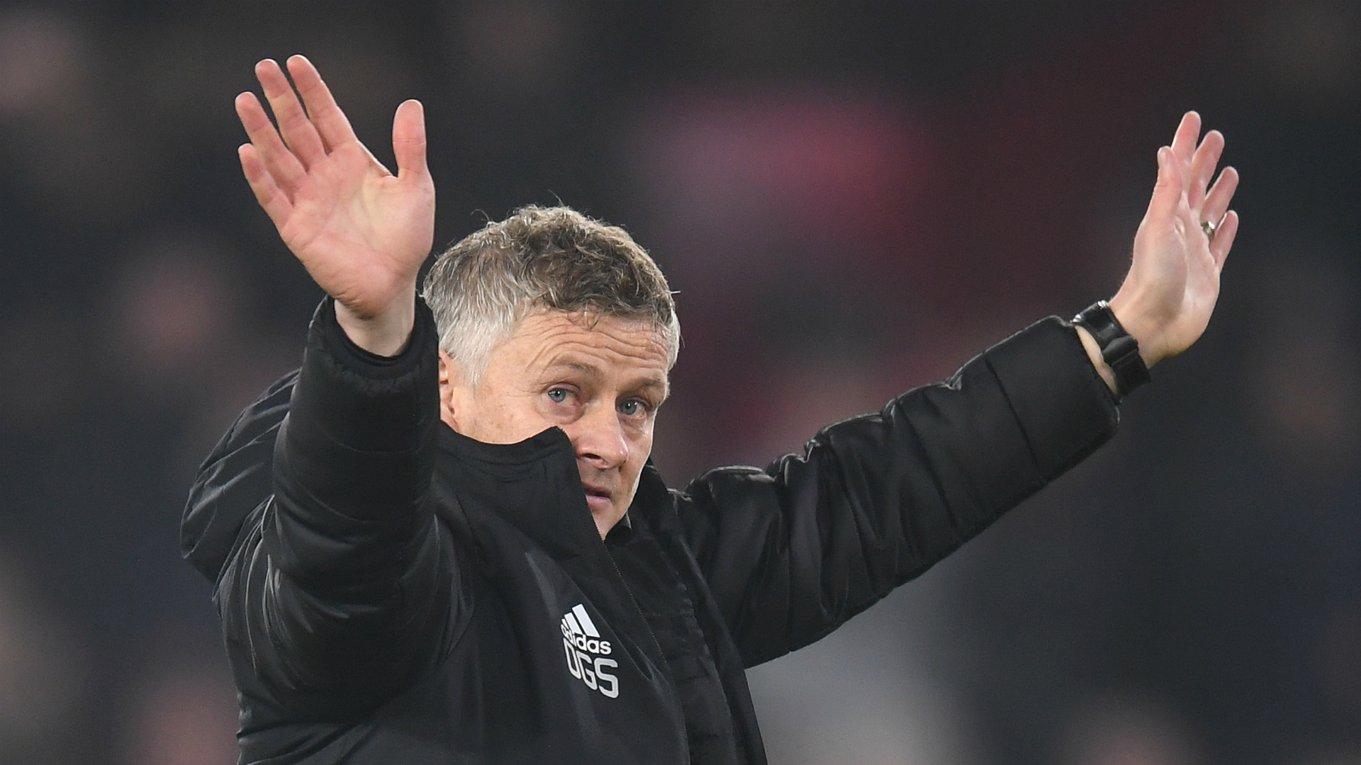 Solskjaer points to lack of experience after Manchester United's Bramall Lane struggle