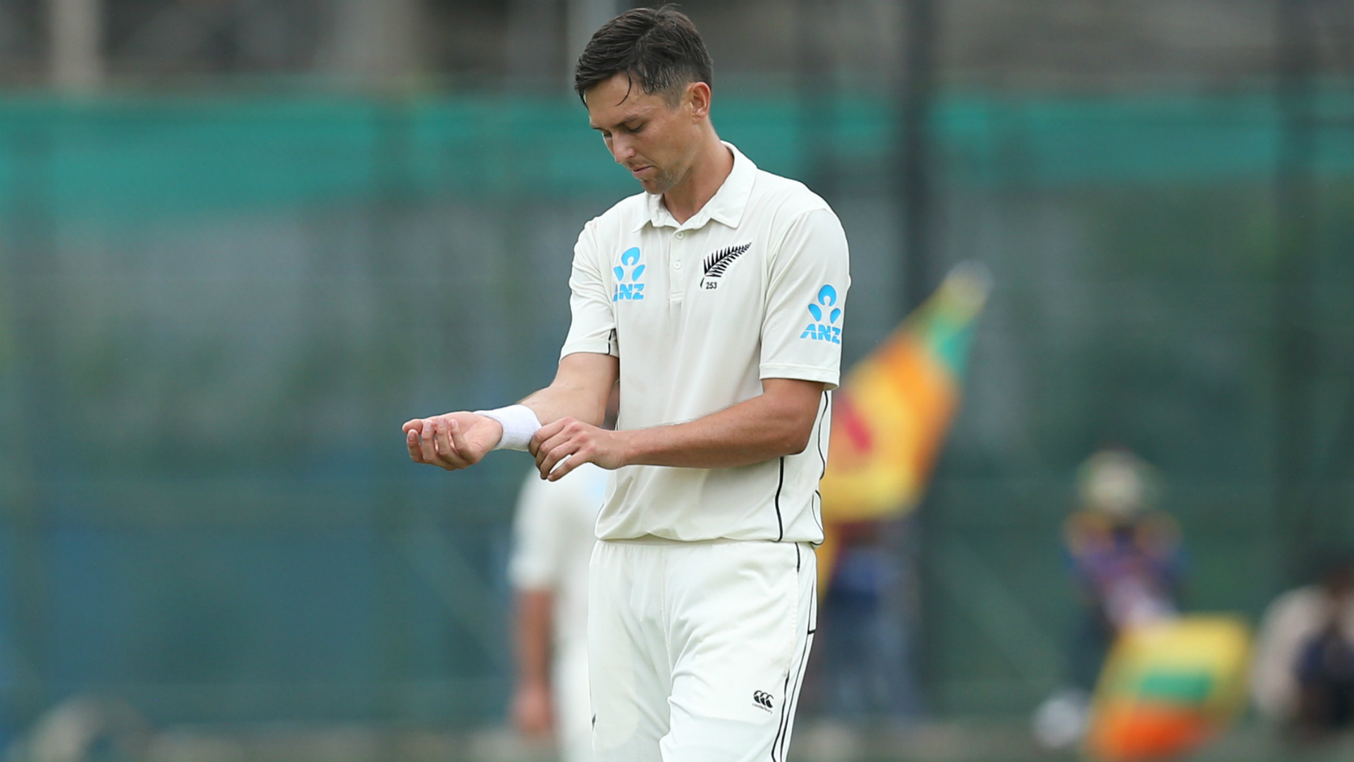 New Zealand sweating on Boult fitness ahead of second Test