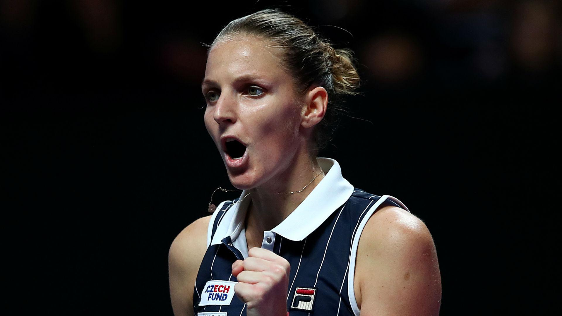 World number two Pliskova hires Vallverdu